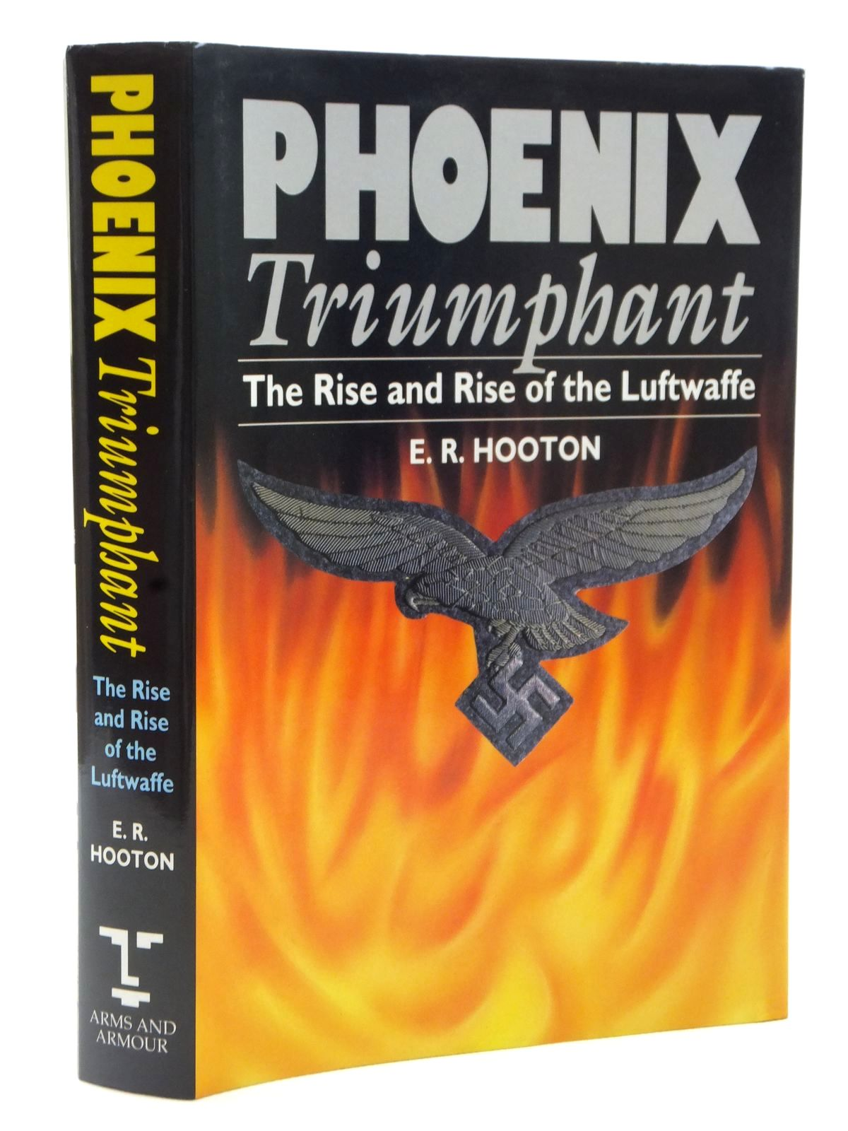 Photo of PHOENIX TRIUMPHANT THE RISE AND RISE OF THE LUFTWAFFE written by Hooton, E.R. published by Arms & Armour Press (STOCK CODE: 2122619)  for sale by Stella & Rose's Books