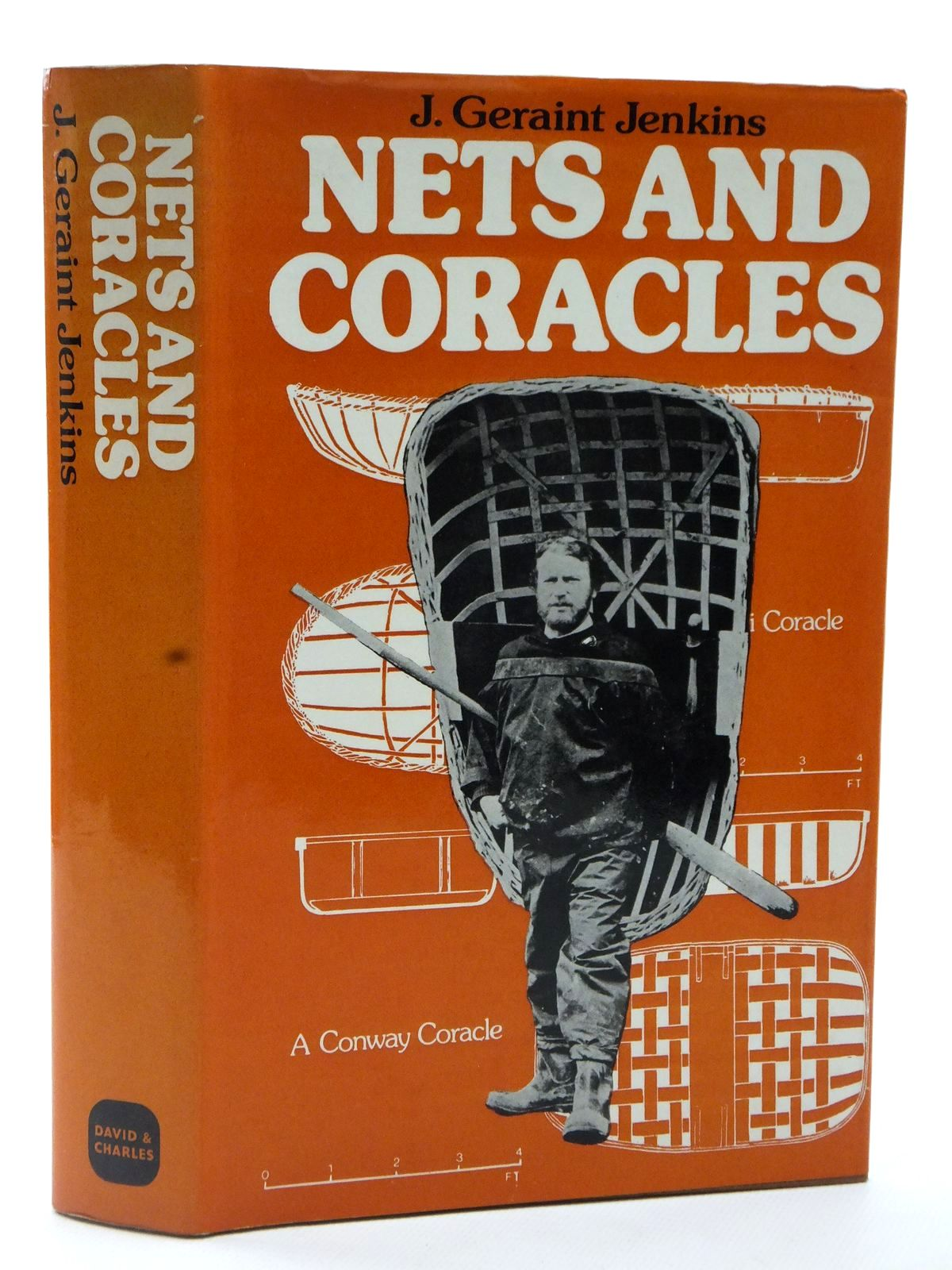 Photo of NETS AND CORACLES written by Jenkins, John Geraint published by David & Charles (STOCK CODE: 2122658)  for sale by Stella & Rose's Books