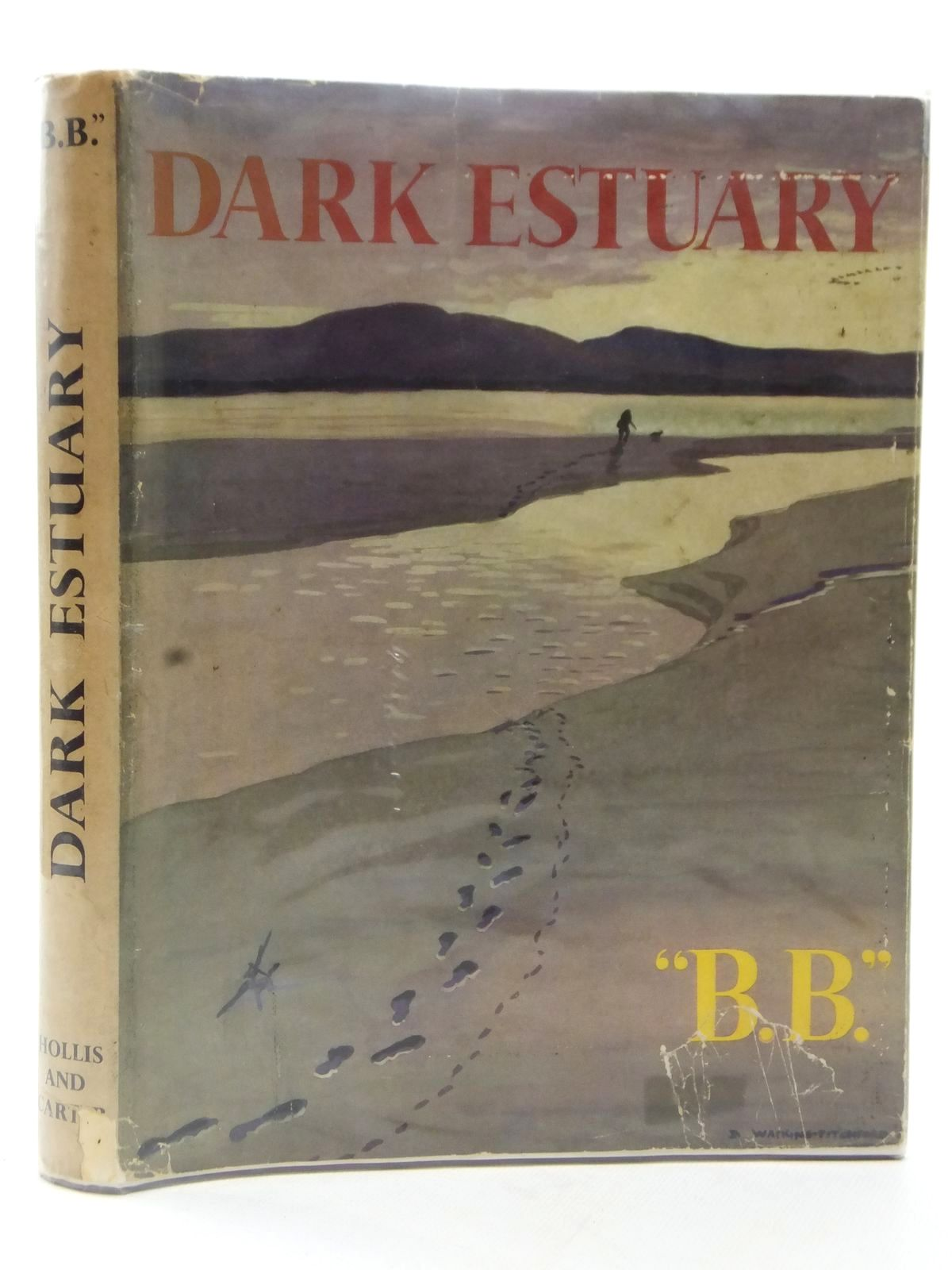 Photo of DARK ESTUARY written by BB,  illustrated by BB,  published by Hollis & Carter (STOCK CODE: 2122674)  for sale by Stella & Rose's Books