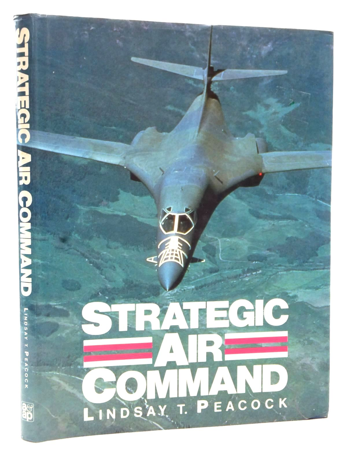 Photo of STRATEGIC AIR COMMAND written by Peacock, Lindsay published by Arms & Armour Press (STOCK CODE: 2122703)  for sale by Stella & Rose's Books