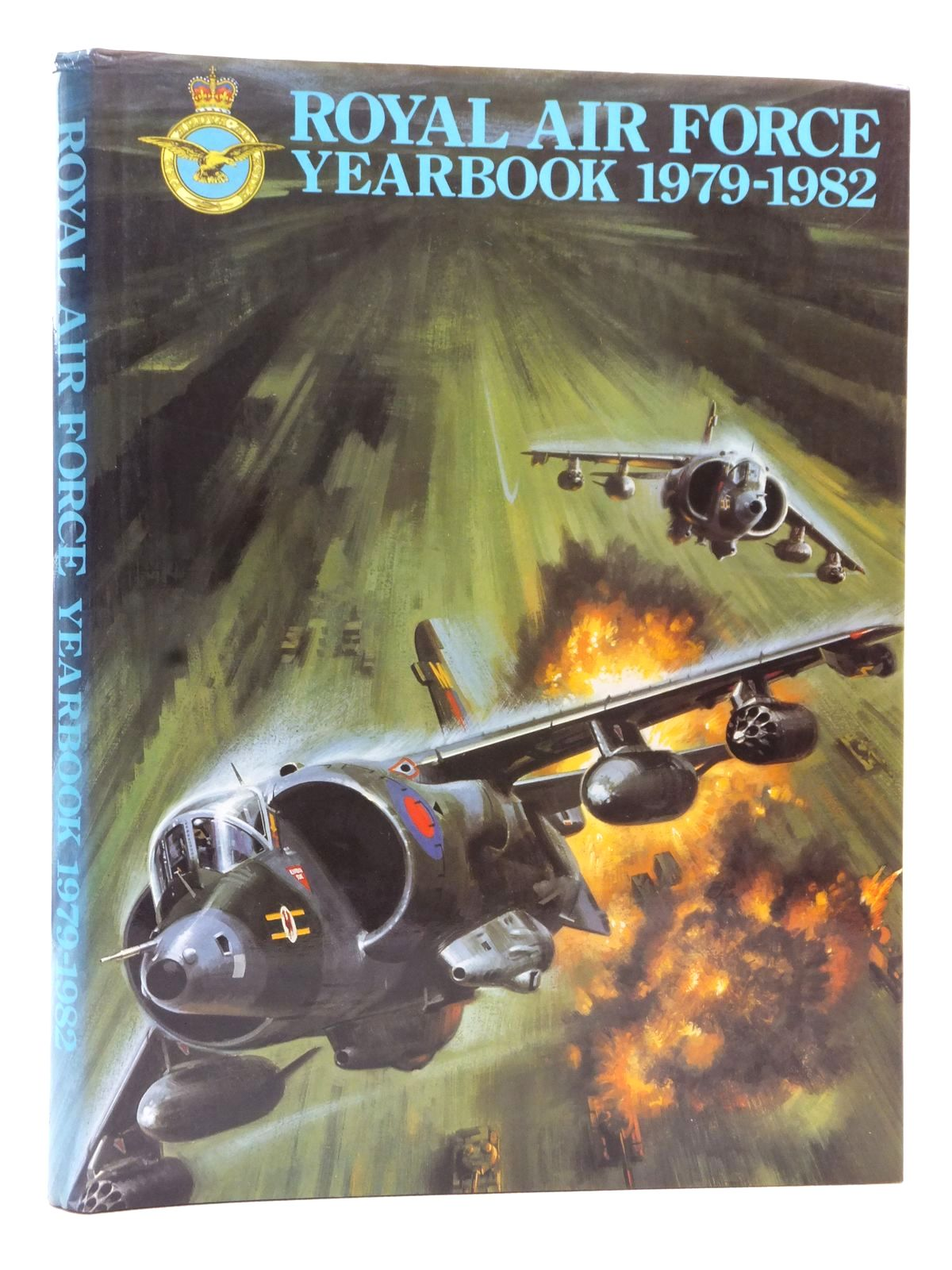 Photo of ROYAL AIR FORCE YEARBOOK 1979-1982- Stock Number: 2122733