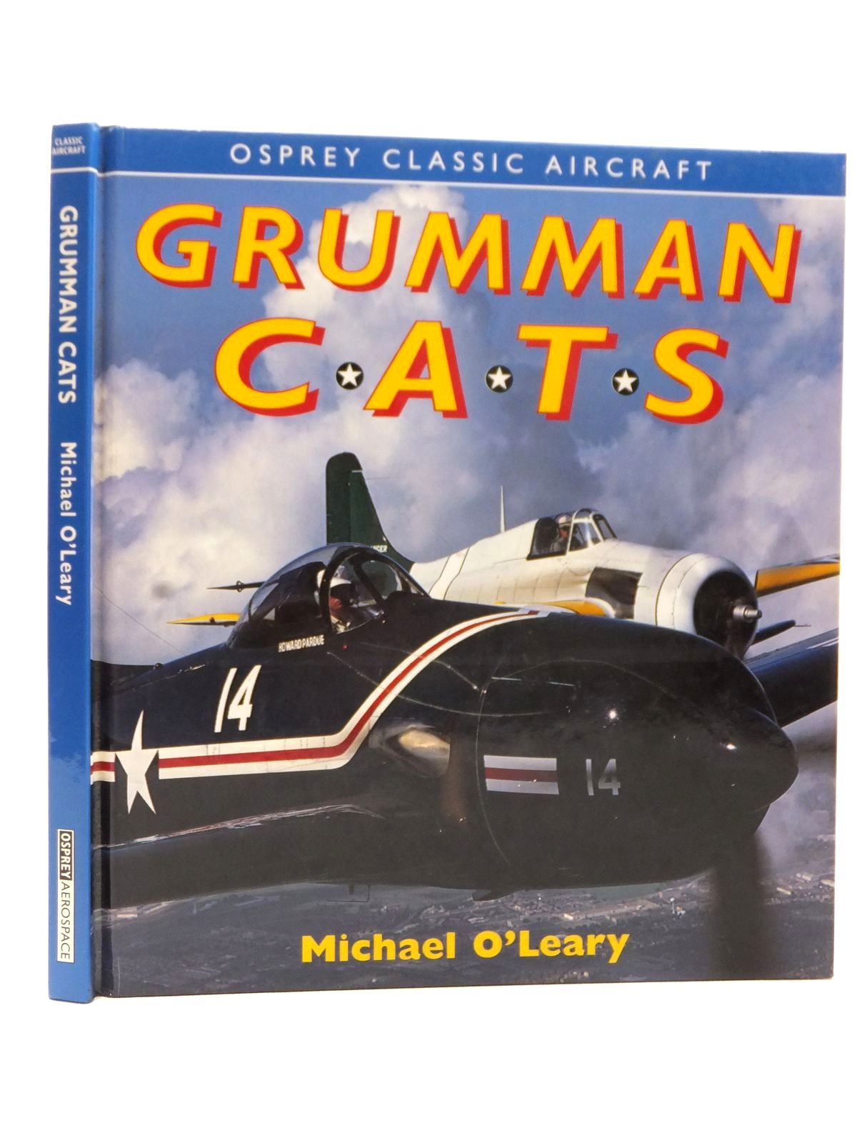 Photo of GRUMMAN C.A.T.S. written by O'Leary, Michael published by Osprey Aerospace (STOCK CODE: 2122790)  for sale by Stella & Rose's Books