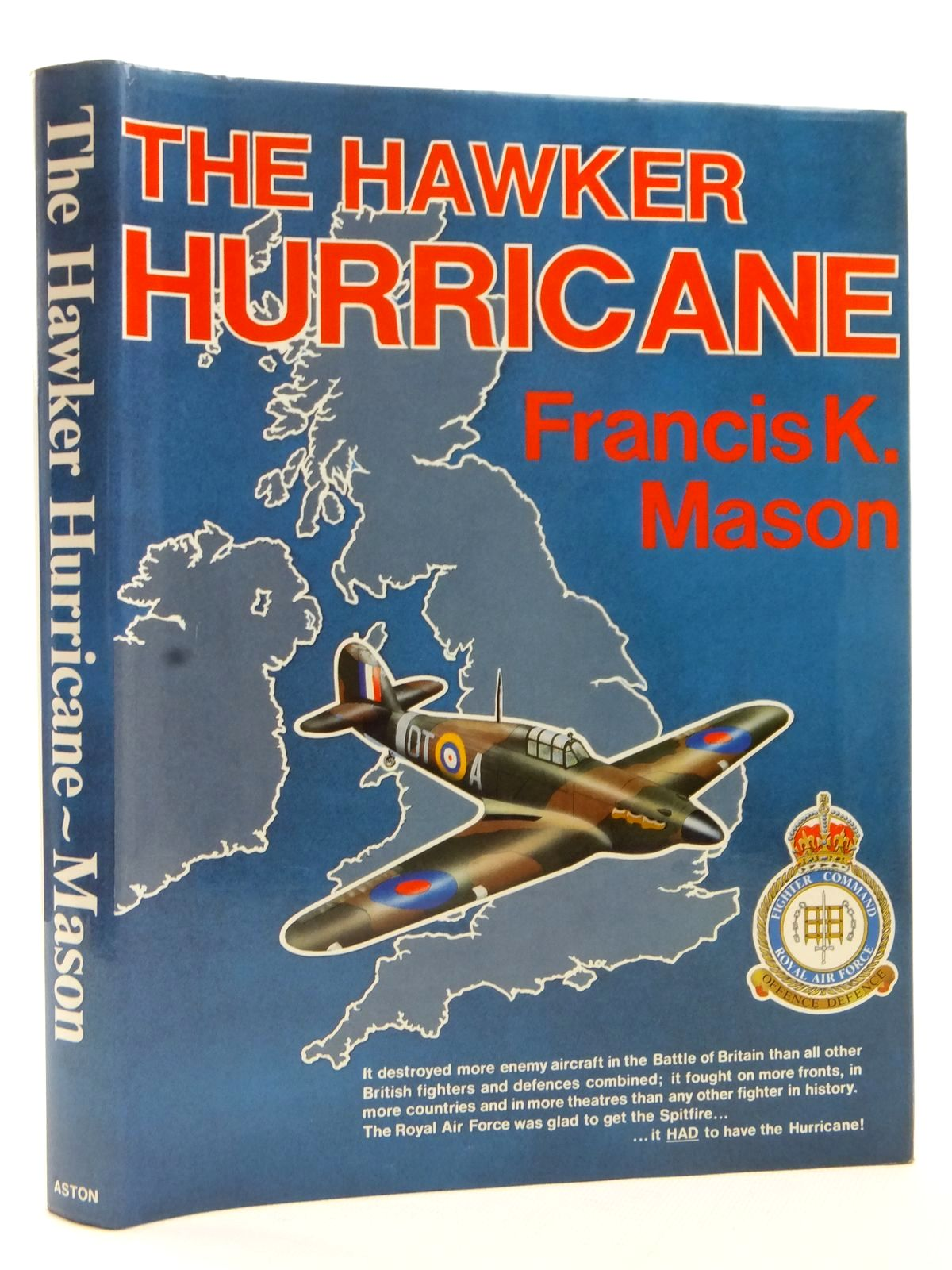 Photo of THE HAWKER HURRICANE- Stock Number: 2122811