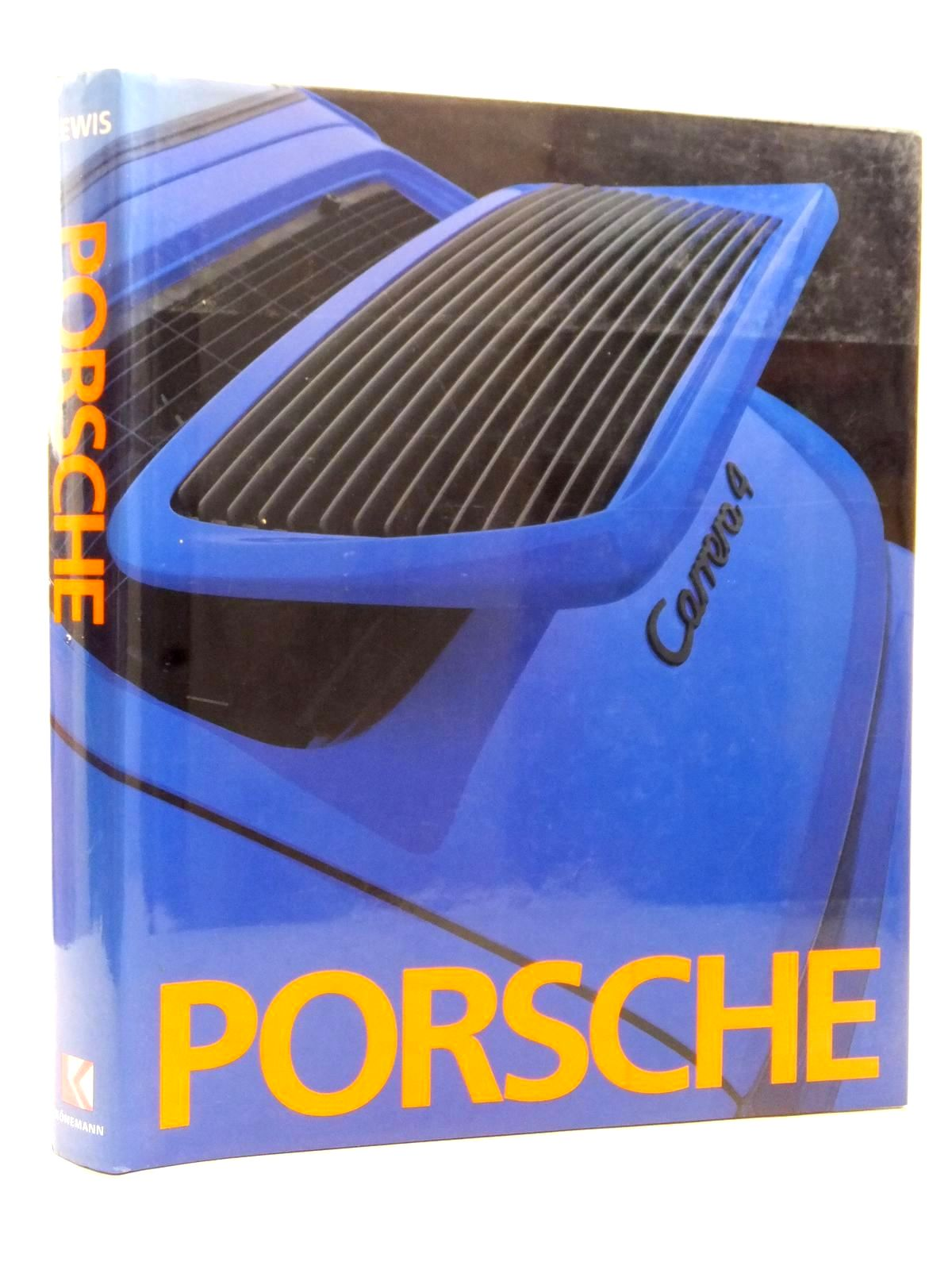 Photo of PORSCHE written by Lewis, Lucinda published by Konemann (STOCK CODE: 2122820)  for sale by Stella & Rose's Books