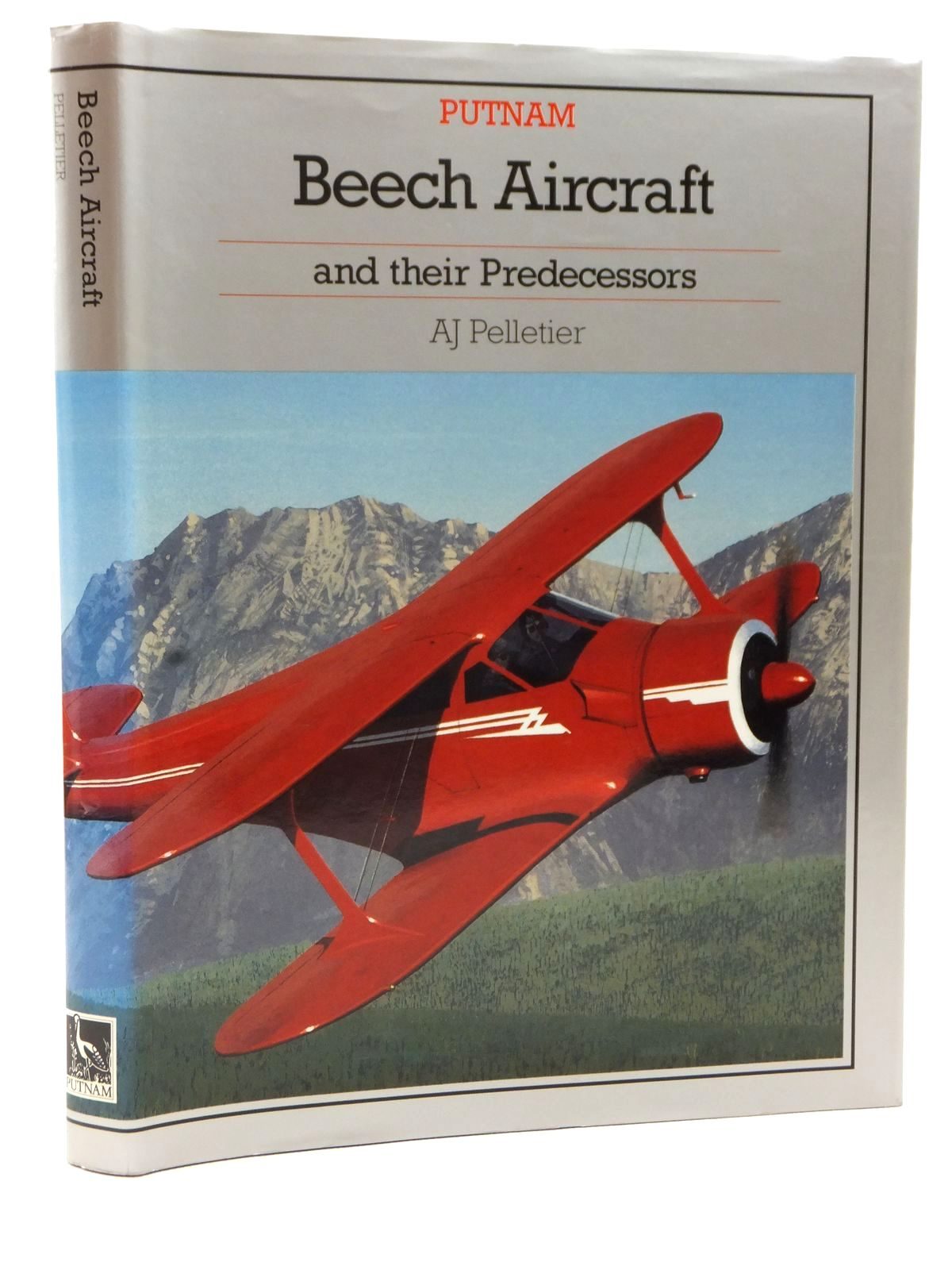 Photo of BEECH AIRCRAFT AND THEIR PREDECESSORS- Stock Number: 2122860