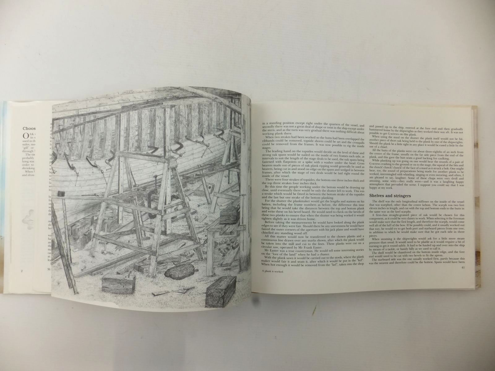 Photo of FROM TREE TO SEA THE BUILDING OF A WOODEN STEAM DRIFTER written by Frost, Ted illustrated by Frost, Ted published by Terence Dalton Limited (STOCK CODE: 2122869)  for sale by Stella & Rose's Books