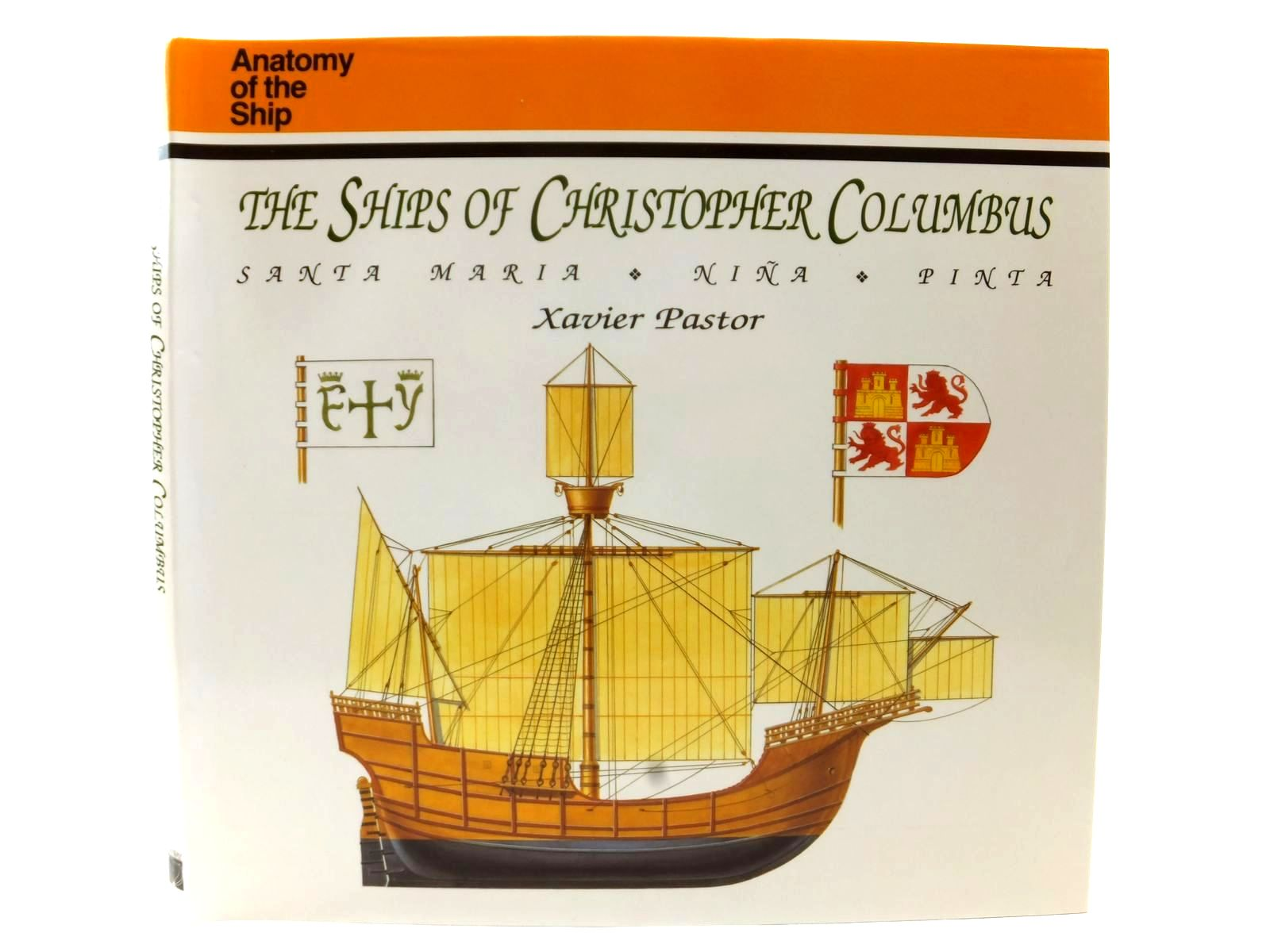 Photo of THE SHIPS OF CHRISTOPHER COLUMBUS- Stock Number: 2122876