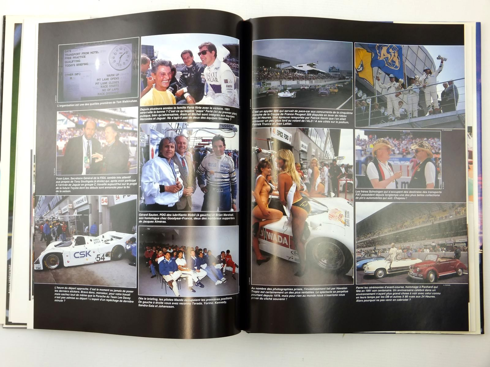 Photo of 24 HEURES DU MANS 1991 written by Teissedre, Jean-Marc Moity, Christian published by Acla Editions (STOCK CODE: 2122955)  for sale by Stella & Rose's Books