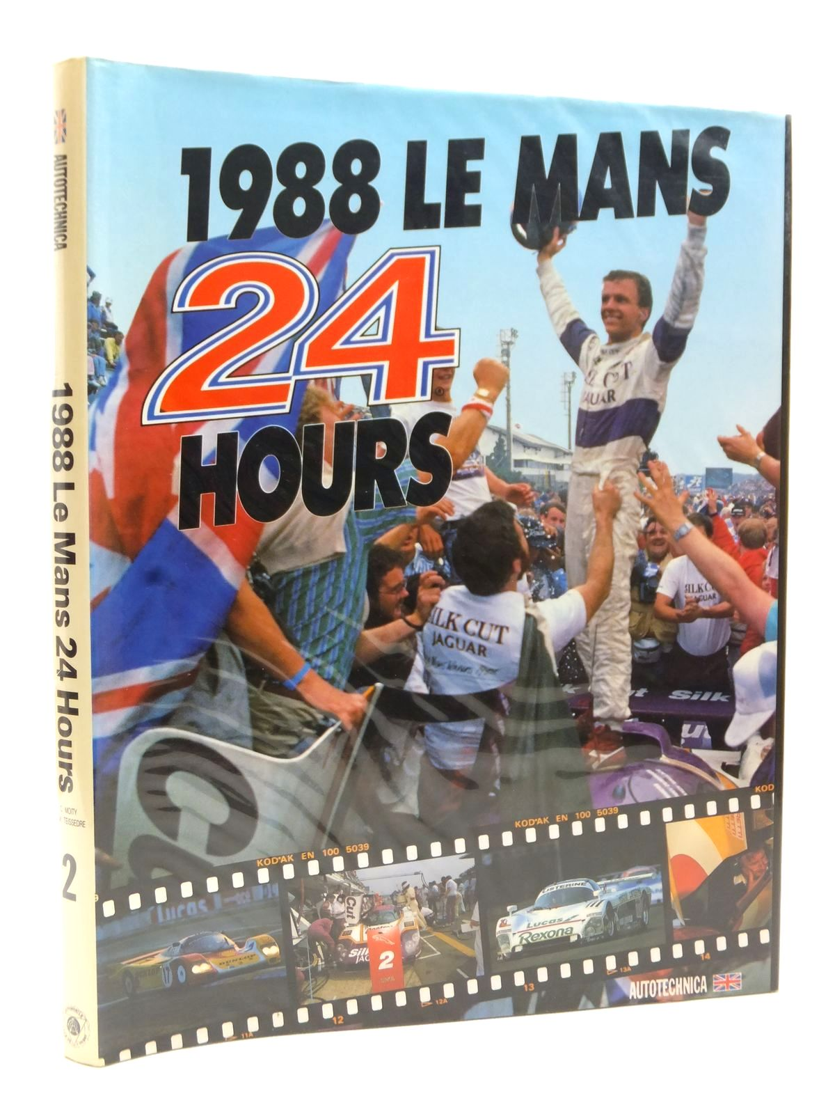 Photo of 1988 LE MANS 24 HOURS written by Moity, Christian Teissedre, Jean-Marc published by Autotechnica (STOCK CODE: 2122960)  for sale by Stella & Rose's Books
