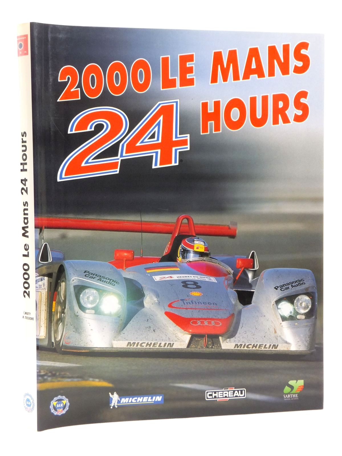 Photo of 2000 LE MANS 24 HOURS written by Teissedre, Jean-Marc<br />Moity, Christian published by Chronosports (STOCK CODE: 2122992)  for sale by Stella & Rose's Books