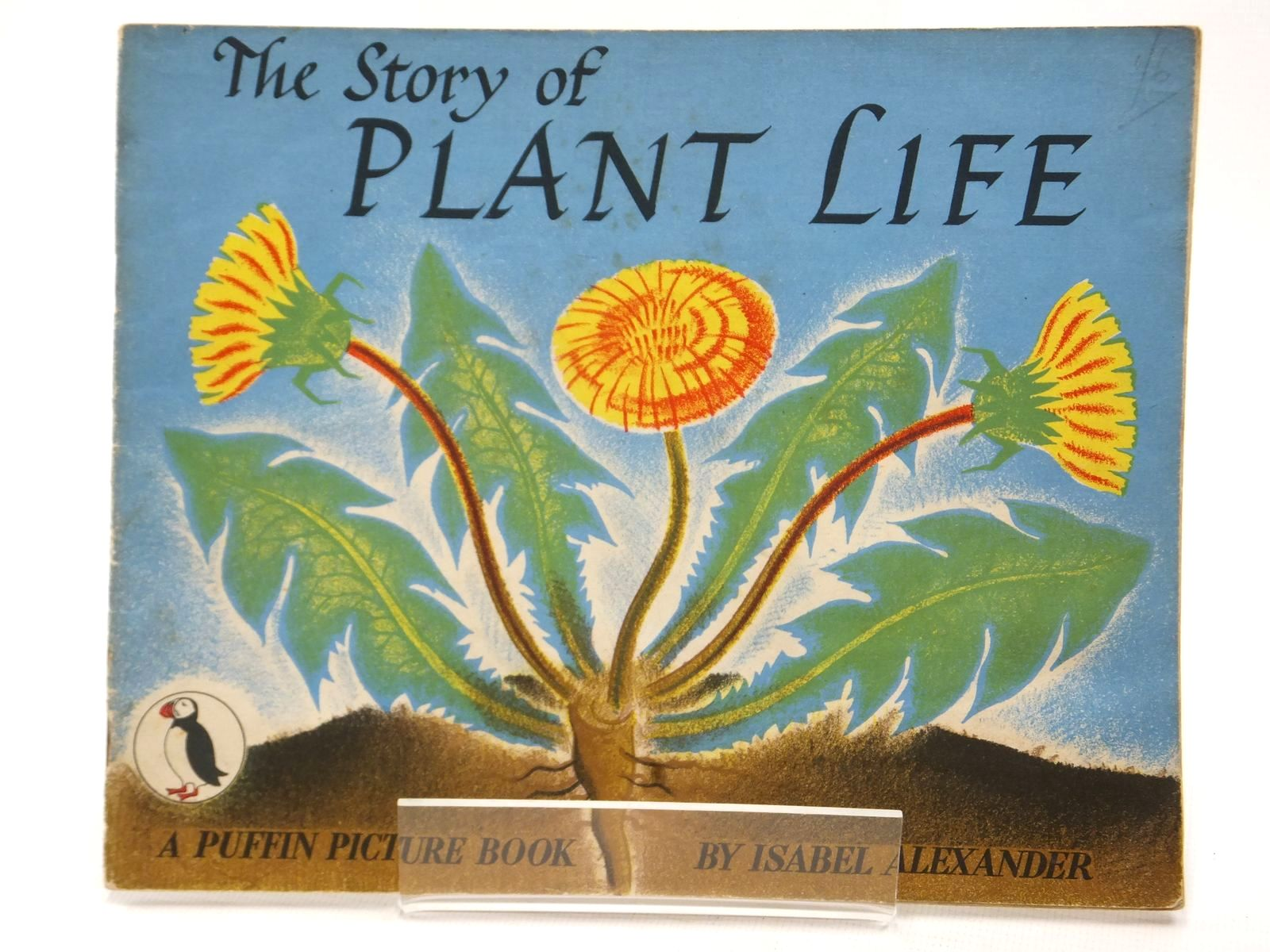 Photo of THE STORY OF PLANT LIFE- Stock Number: 2123020