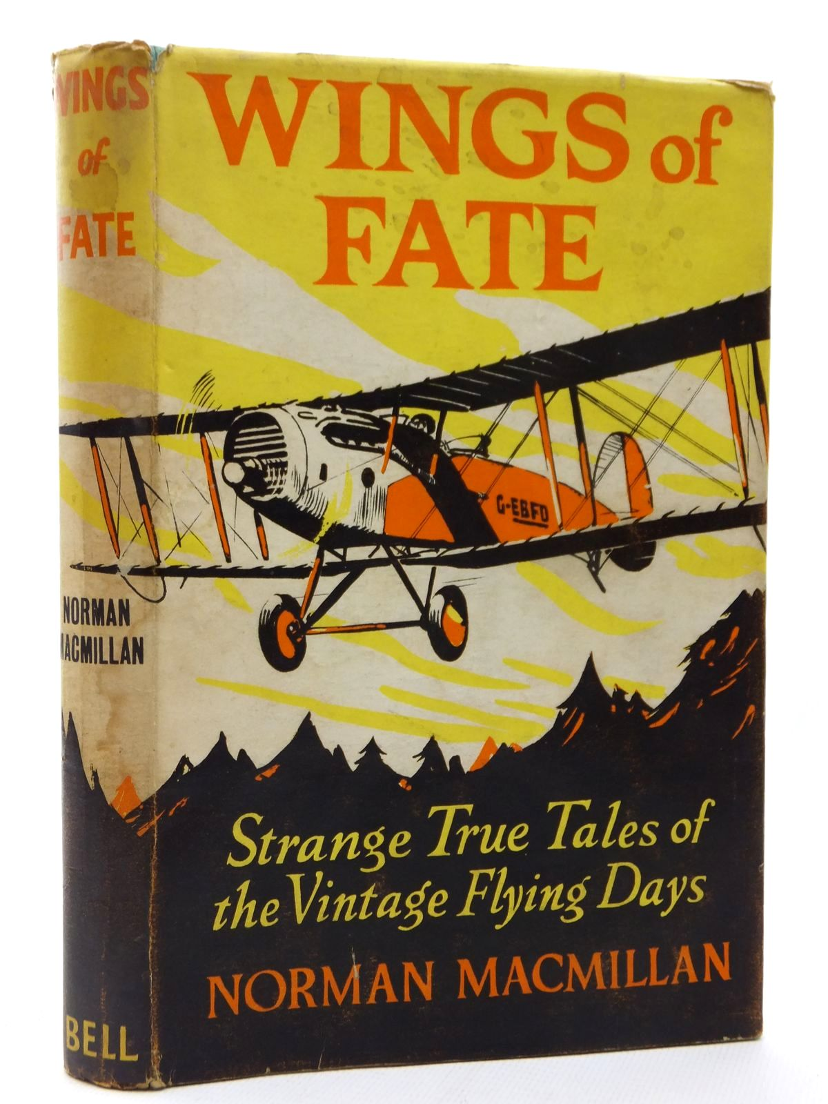 Photo of WINGS OF FATE- Stock Number: 2123105