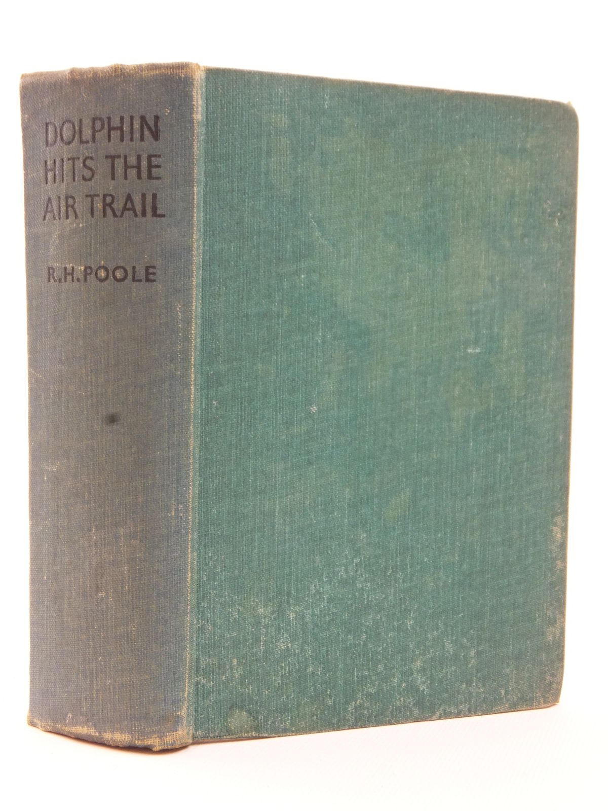 Photo of DOLPHIN HITS THE AIR TRAIL written by Poole, Michael published by The Ace Publishing Company (STOCK CODE: 2123135)  for sale by Stella & Rose's Books
