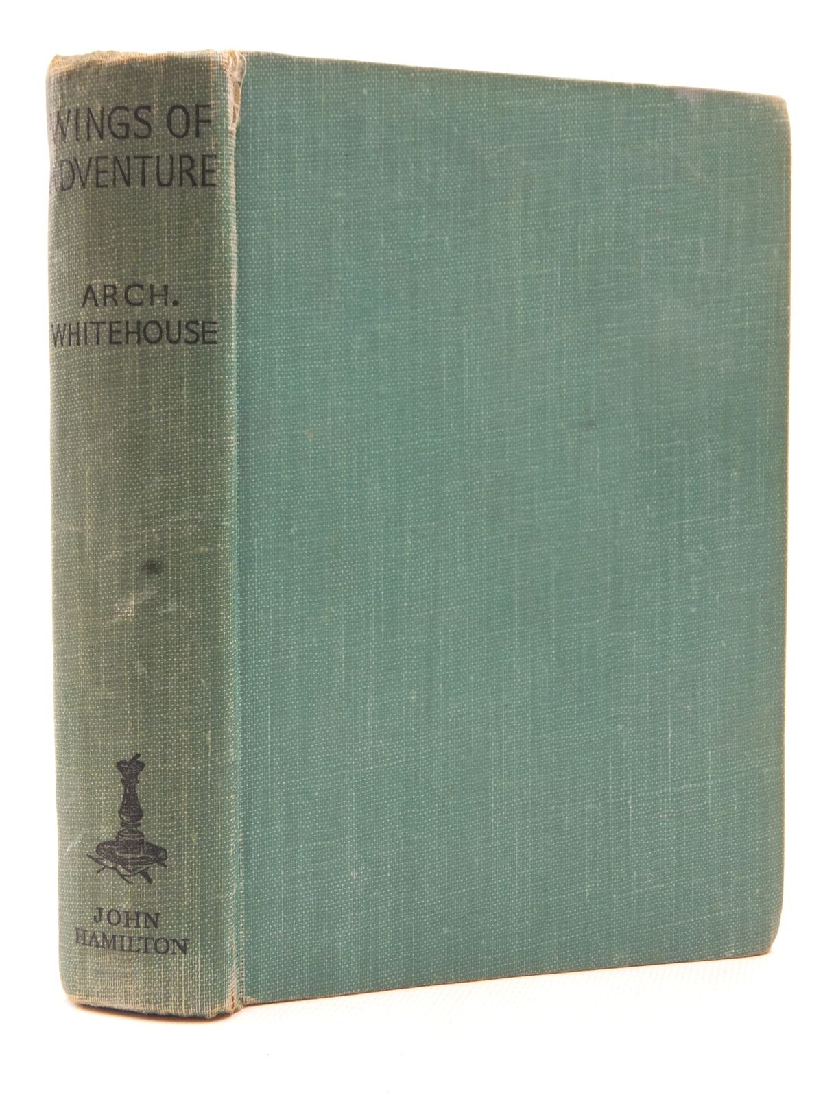 Photo of WINGS OF ADVENTURE written by Whitehouse, Arch published by John Hamilton Ltd. (STOCK CODE: 2123190)  for sale by Stella & Rose's Books
