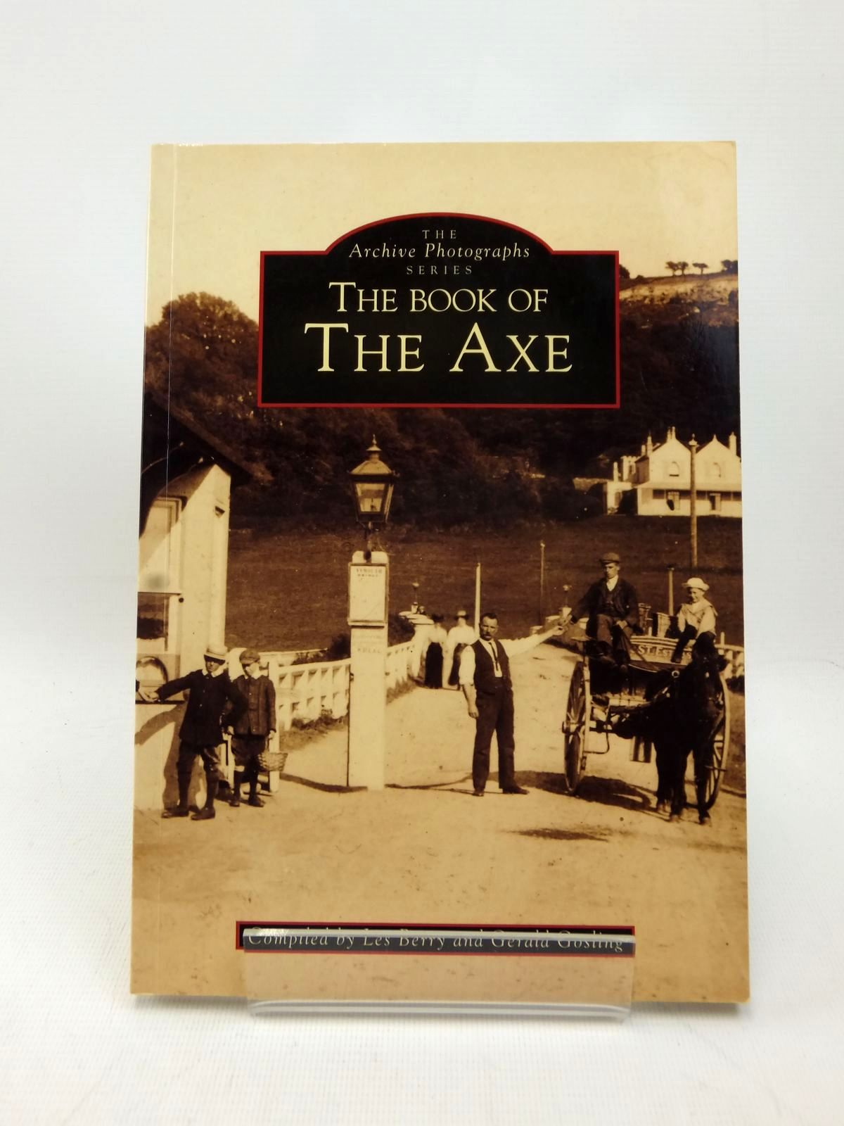 Photo of THE BOOK OF THE AXE- Stock Number: 2123241