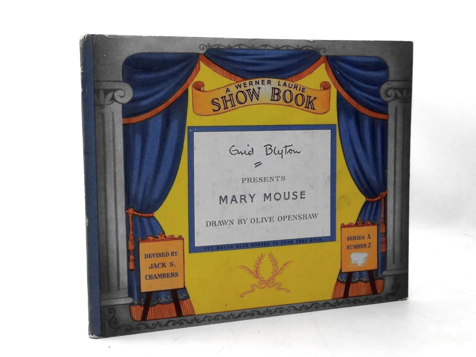 Photo of ENID BLYTON PRESENTS MARY MOUSE- Stock Number: 2123306