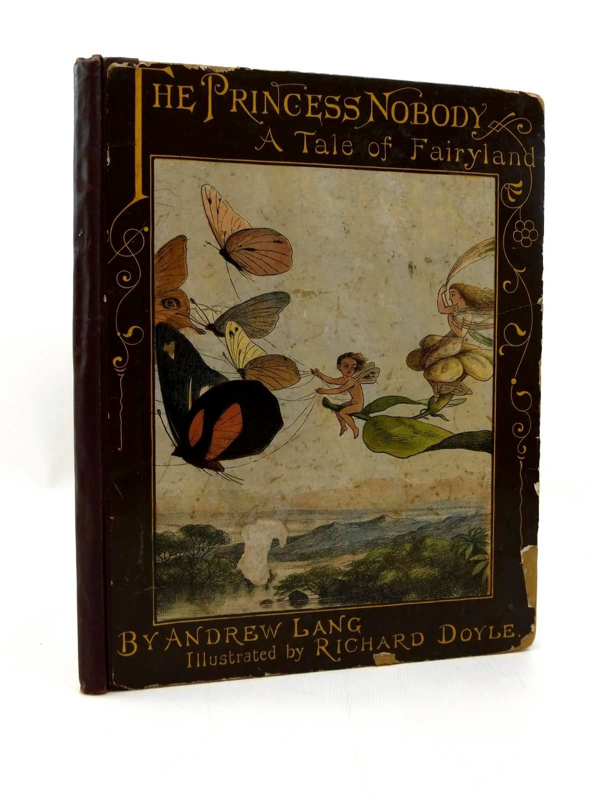 Photo of THE PRINCESS NOBODY written by Lang, Andrew illustrated by Doyle, Richard Evans, Edmund published by Longmans, Green & Co. (STOCK CODE: 2123409)  for sale by Stella & Rose's Books