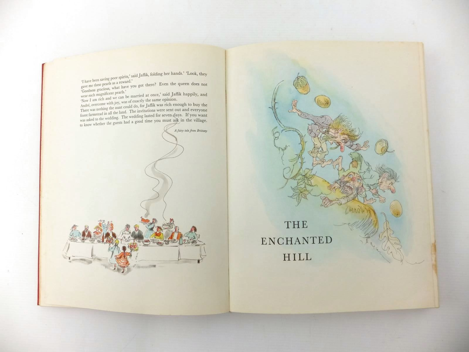 Photo of FAIRY TALES FROM MANY LANDS written by Herda, H. illustrated by Grossmann, Gerhard