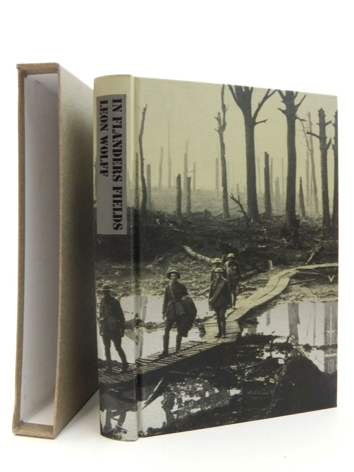 Photo of IN FLANDERS FIELDS THE 1917 CAMPAIGN written by Wolff, Leon published by Folio Society (STOCK CODE: 2123474)  for sale by Stella & Rose's Books