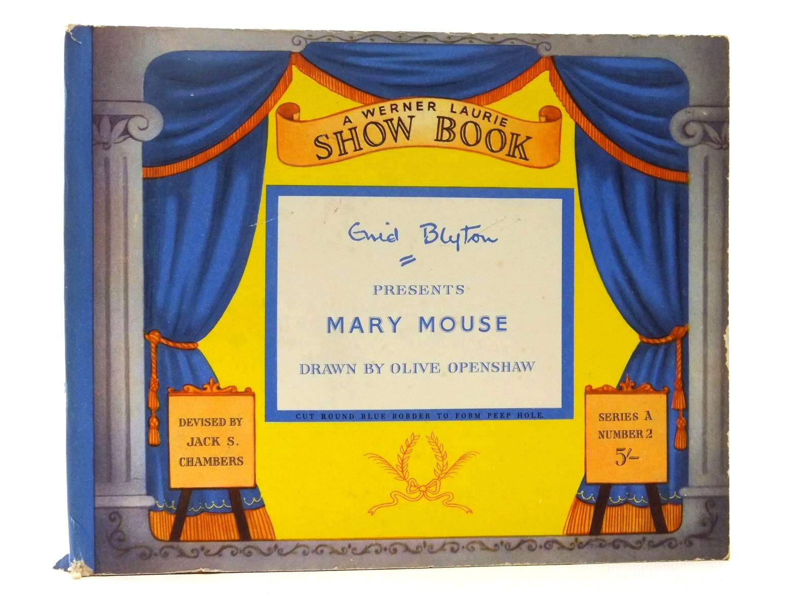 Photo of ENID BLYTON PRESENTS MARY MOUSE- Stock Number: 2123534