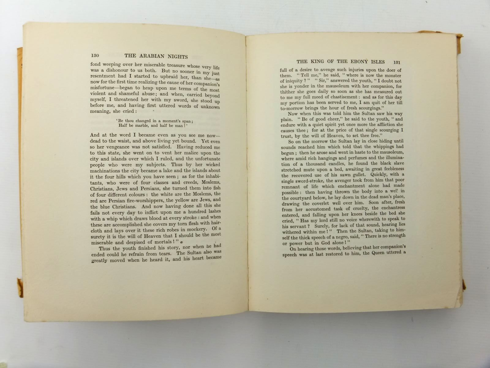 Photo of STORIES FROM THE ARABIAN NIGHTS written by Housman, Laurence illustrated by Dulac, Edmund published by Hodder & Stoughton, Boots the Chemists (STOCK CODE: 2123545)  for sale by Stella & Rose's Books
