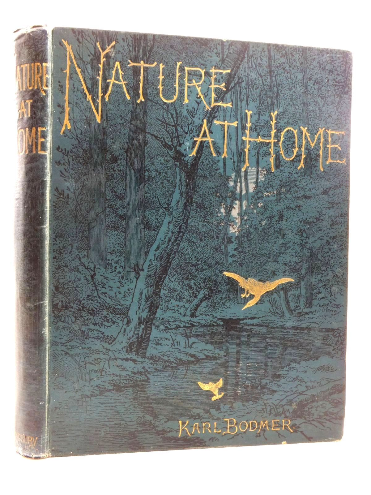 Photo of NATURE AT HOME written by Gautier, Theophile illustrated by Bodmer, Karl published by Bradbury, Agnew & Co. (STOCK CODE: 2123548)  for sale by Stella & Rose's Books