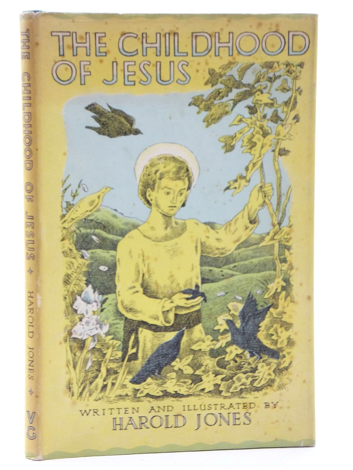 Photo of THE CHILDHOOD OF JESUS- Stock Number: 2123605