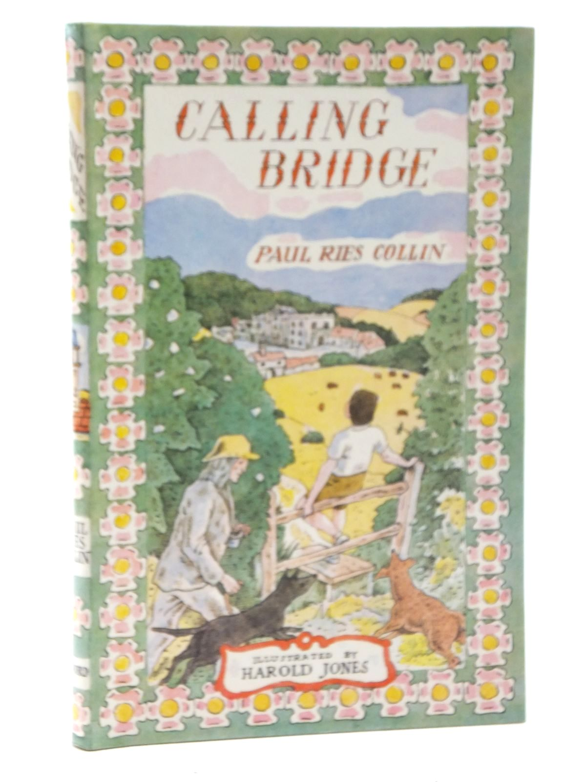 Photo of CALLING BRIDGE written by Collin, Paul Ries illustrated by Jones, Harold published by Oxford University Press (STOCK CODE: 2123606)  for sale by Stella & Rose's Books