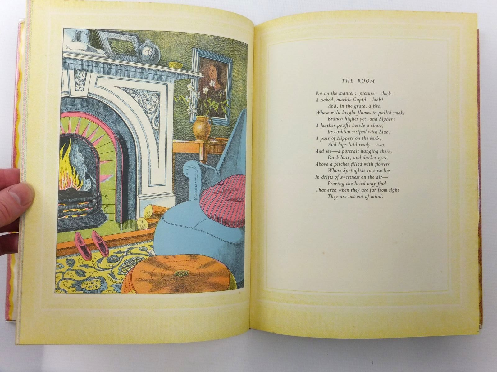 Photo of THIS YEAR: NEXT YEAR written by De La Mare, Walter illustrated by Jones, Harold published by Faber & Faber (STOCK CODE: 2123608)  for sale by Stella & Rose's Books