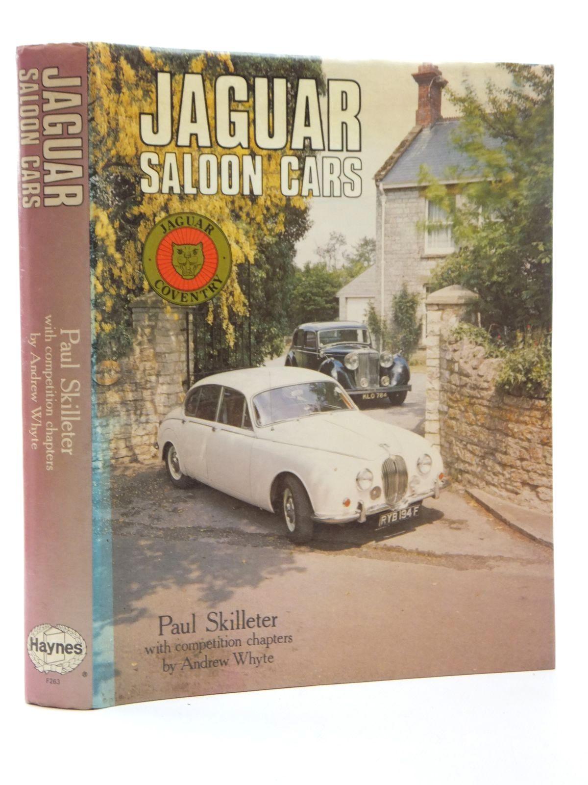 Photo of JAGUAR SALOON CARS- Stock Number: 2123674