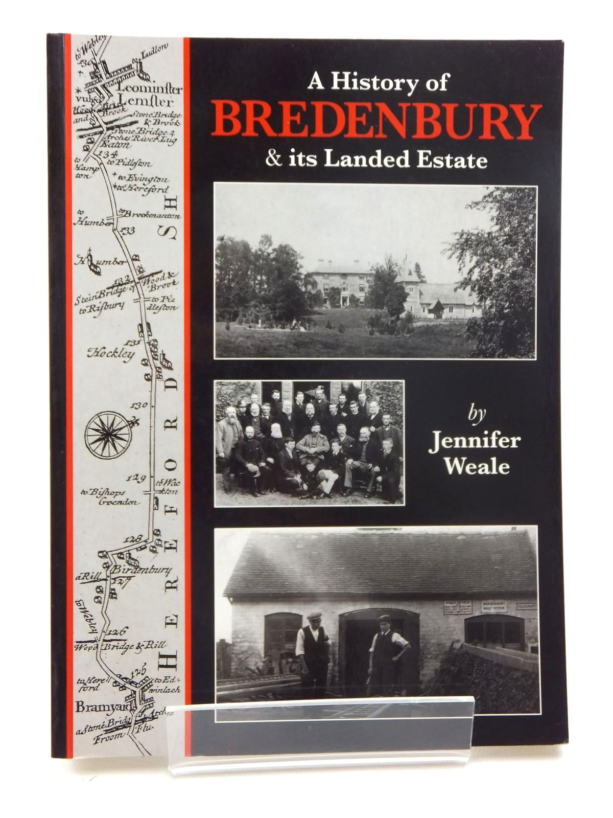 Photo of A HISTORY OF BREDENBURY & ITS LANDED ESTATE written by Weale, Jennifer published by The Bromyard And District Local History Society (STOCK CODE: 2123768)  for sale by Stella & Rose's Books