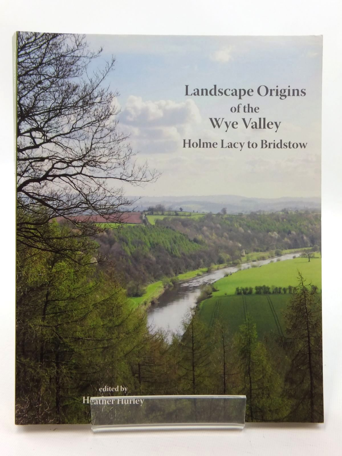 Photo of LANDSCAPE ORIGINS OF THE WYE VALLEY written by Hurley, Heather published by Logaston Press (STOCK CODE: 2123769)  for sale by Stella & Rose's Books
