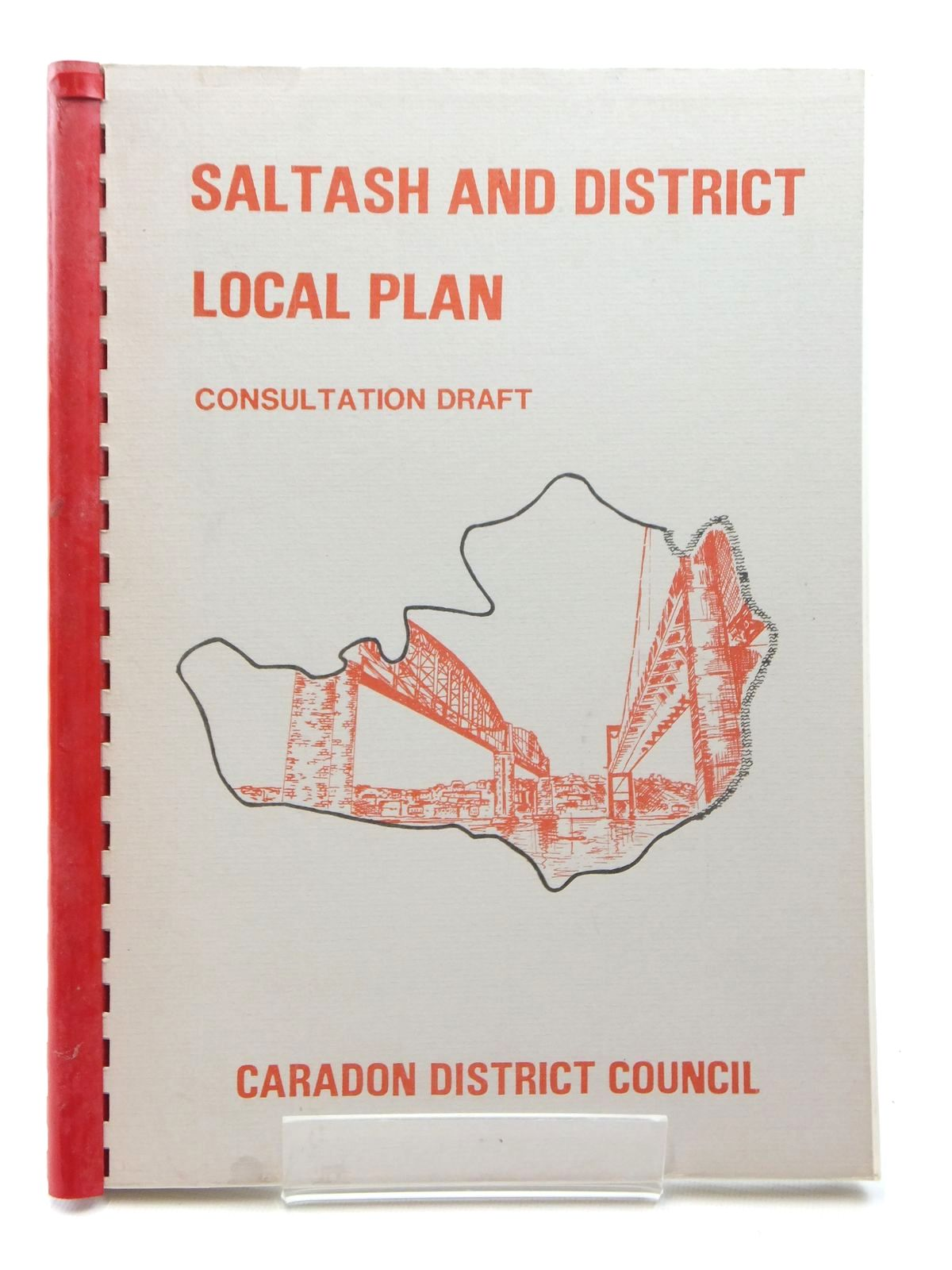 Photo of SALTASH AND DISTRICT LOCAL PLAN CONSULTATION DRAFT- Stock Number: 2123775