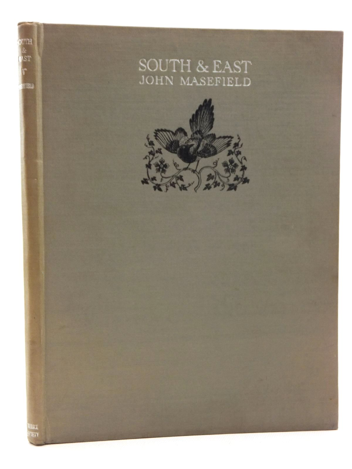 Photo of SOUTH AND EAST written by Masefield, John illustrated by Parsons, Jacynth published by The Medici Society (STOCK CODE: 2123779)  for sale by Stella & Rose's Books