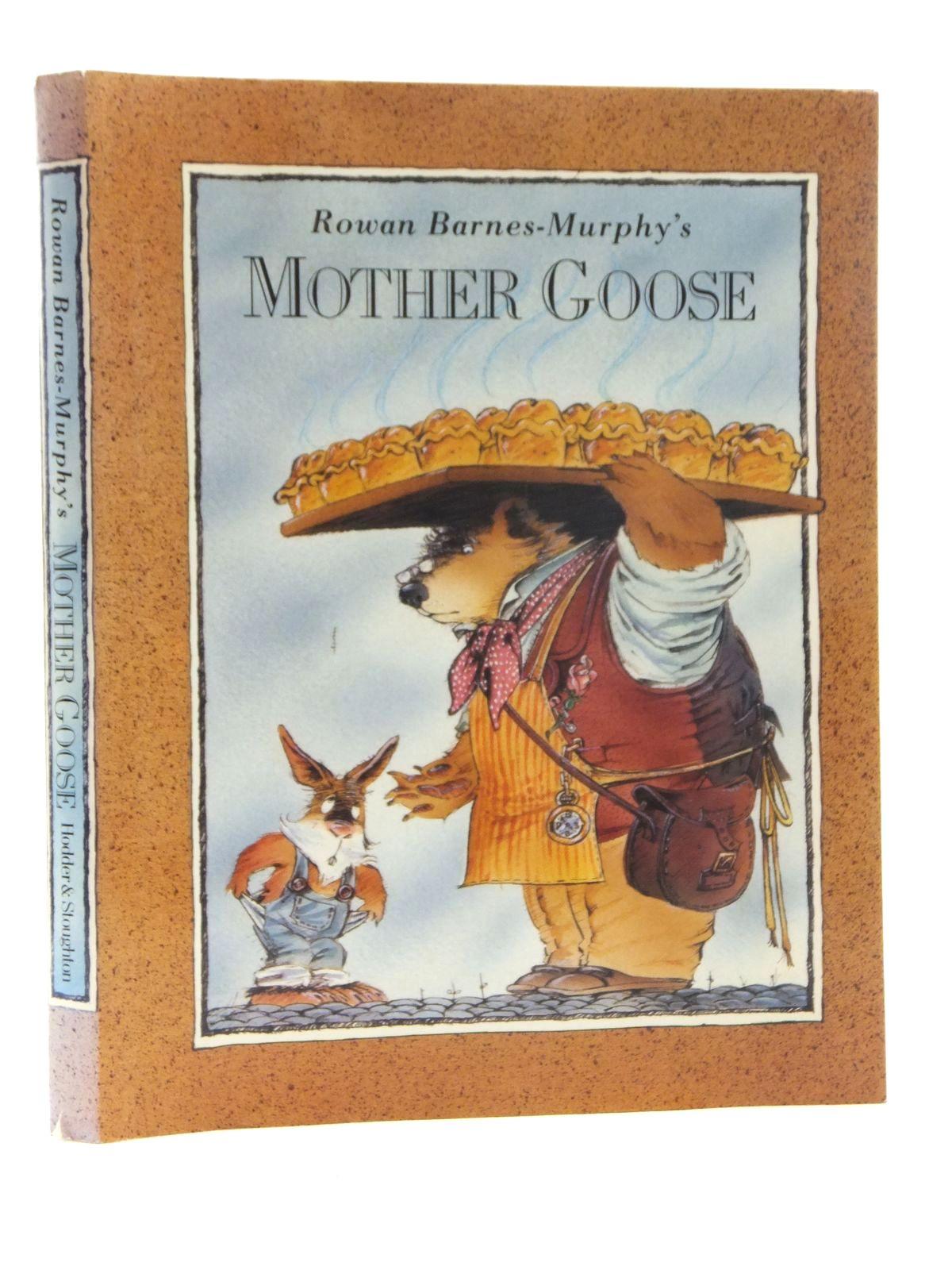 Photo of ROWAN BARNES-MURPHY'S MOTHER GOOSE- Stock Number: 2123796