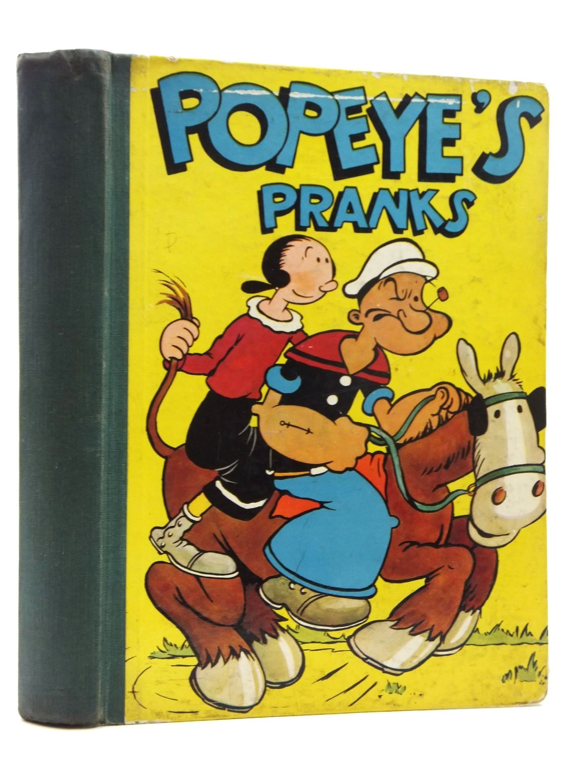 Photo of POPEYE'S PRANKS published by Birn Brothers Ltd. (STOCK CODE: 2123798)  for sale by Stella & Rose's Books