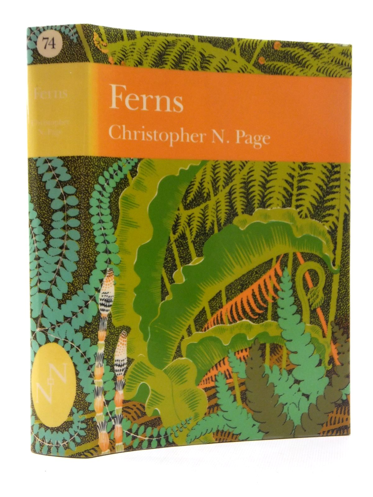 Photo of FERNS (NN 74) written by Page, Christopher N. published by Collins (STOCK CODE: 2123833)  for sale by Stella & Rose's Books