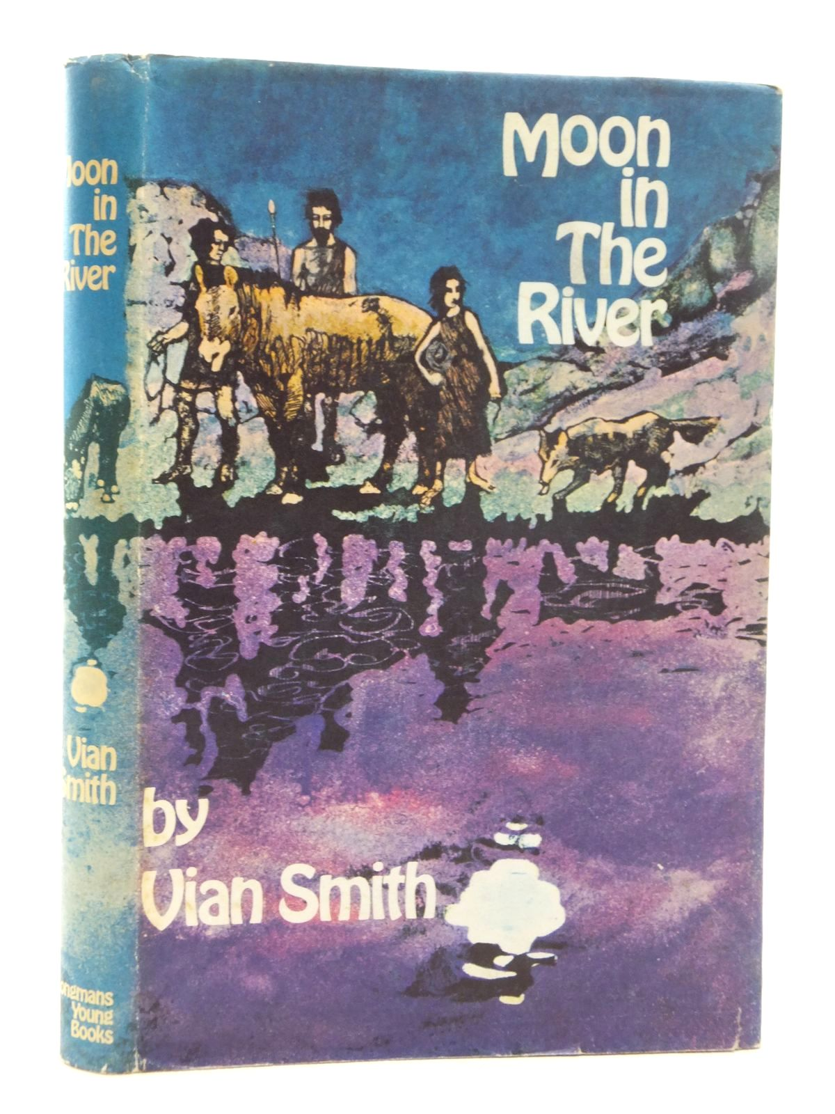 Photo of MOON IN THE RIVER written by Smith, Vian illustrated by Colbert, Anthony published by Longmans Young Books (STOCK CODE: 2123891)  for sale by Stella & Rose's Books