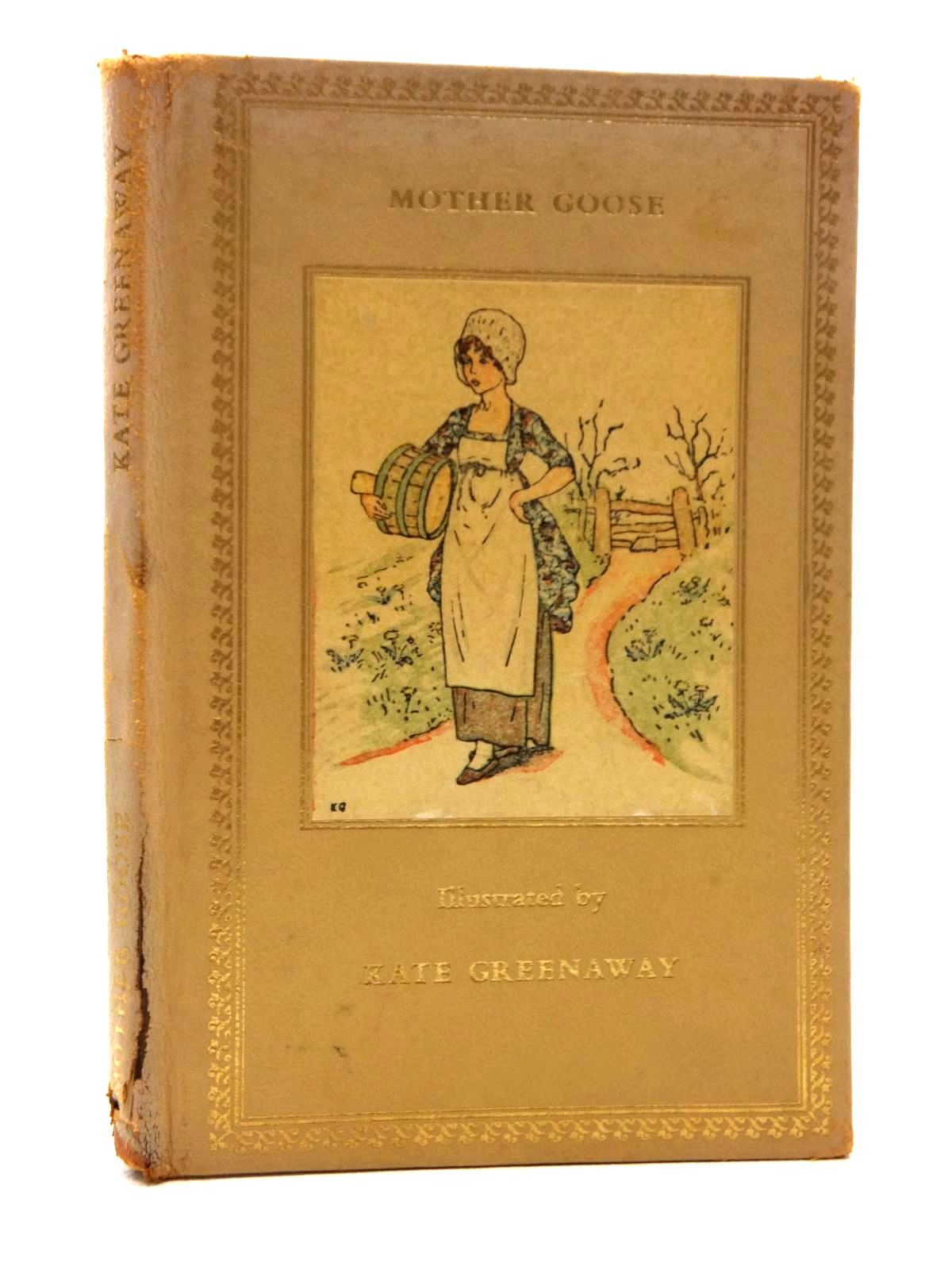 Photo of MOTHER GOOSE OR THE OLD NURSERY RHYMES- Stock Number: 2123902
