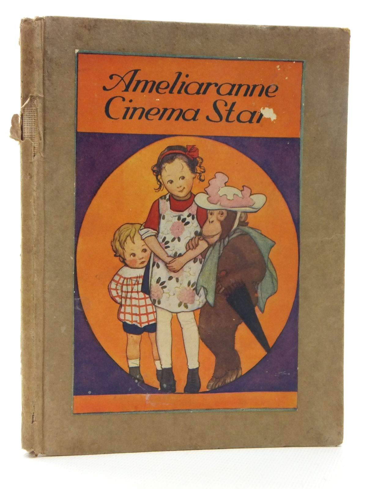 Photo of AMELIARANNE CINEMA STAR written by Heward, Constance illustrated by Pearse, S.B. published by George G. Harrap & Co. Ltd. (STOCK CODE: 2123907)  for sale by Stella & Rose's Books