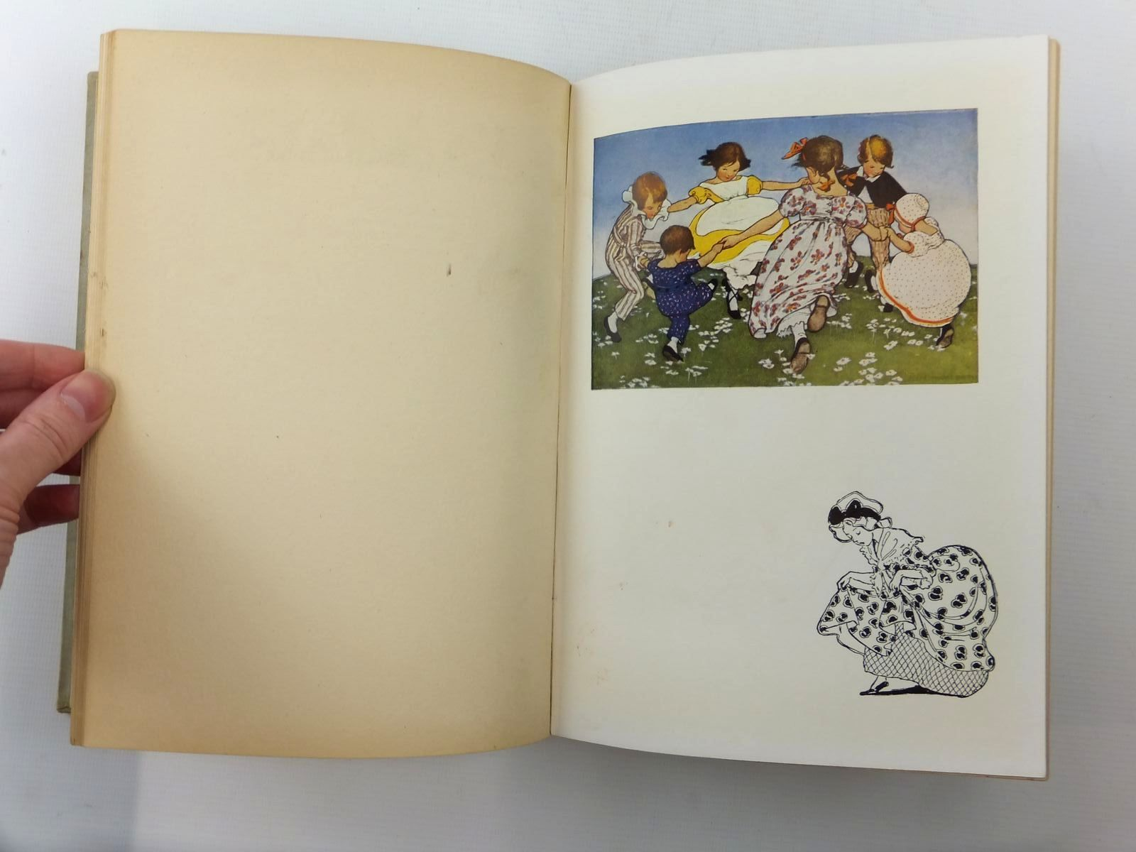 Photo of MOTHER GOOSE illustrated by Smith, Jessie Willcox published by Hodder & Stoughton (STOCK CODE: 2123942)  for sale by Stella & Rose's Books