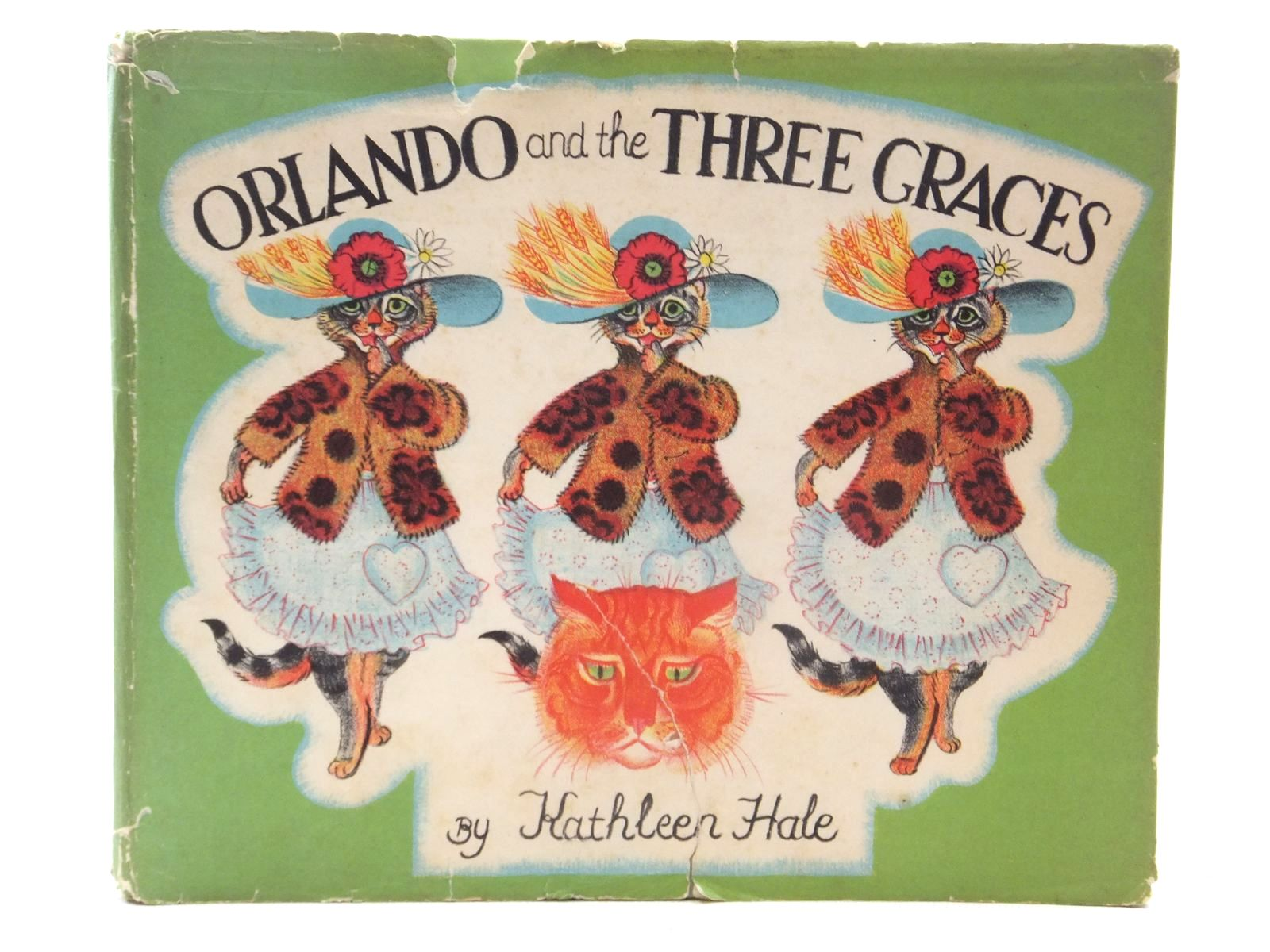 Photo of ORLANDO AND THE THREE GRACES written by Hale, Kathleen illustrated by Hale, Kathleen published by John Murray (STOCK CODE: 2123973)  for sale by Stella & Rose's Books