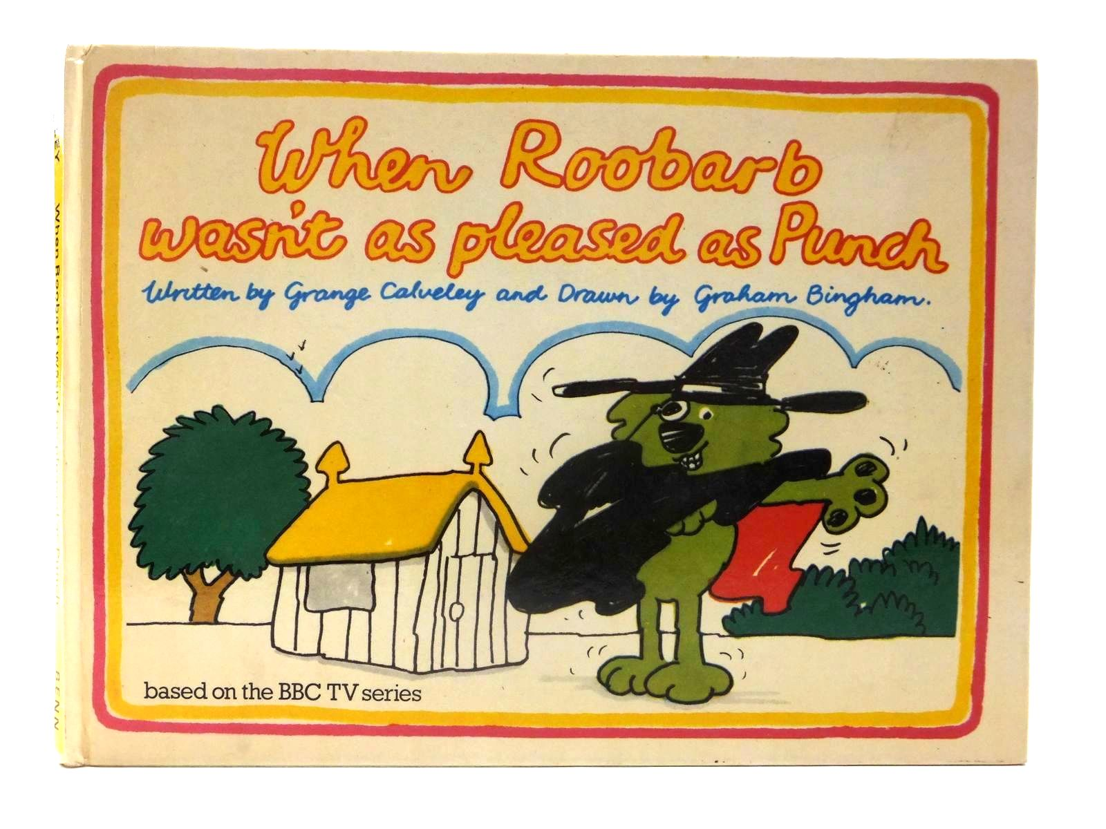 Photo of WHEN ROOBARB WASN'T AS PLEASED AS PUNCH- Stock Number: 2123976