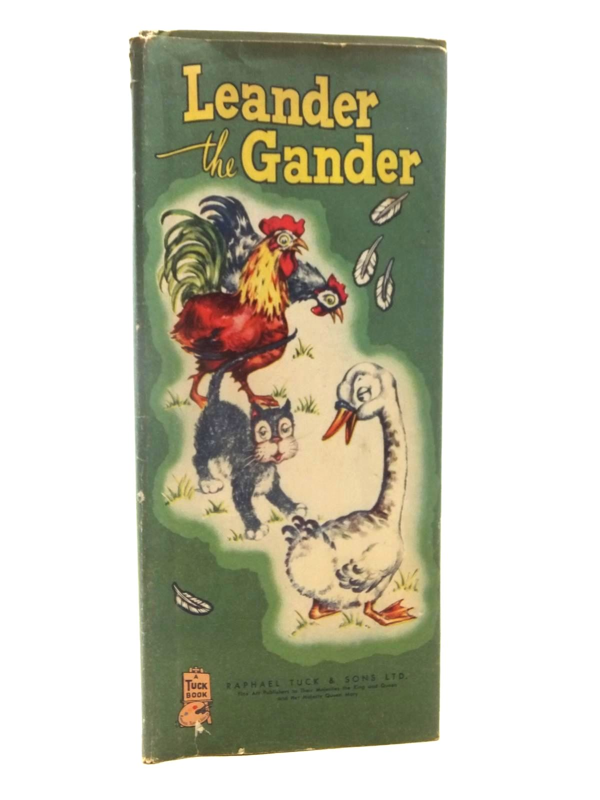 Photo of LEANDER THE GANDER- Stock Number: 2123986
