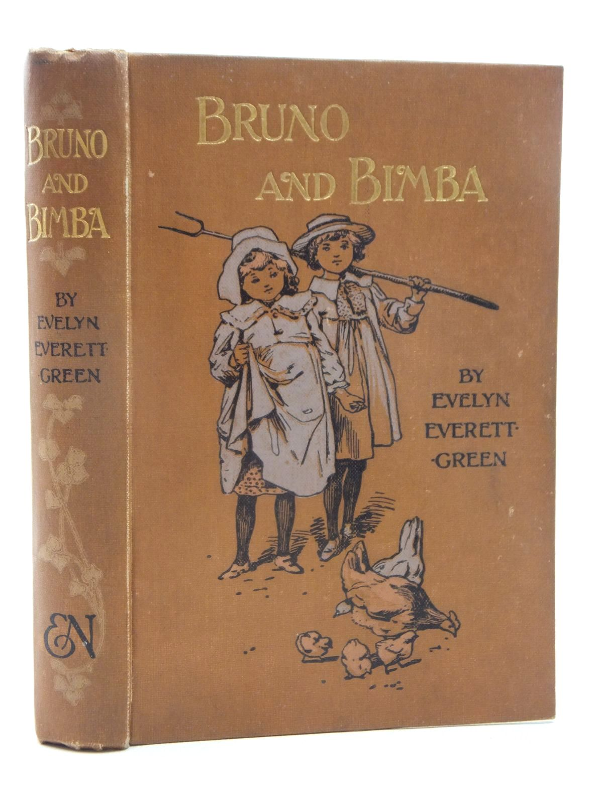 Photo of BRUNO AND BIMBA: THE STORY OF SOME LITTLE PEOPLE written by Everett-Green, Evelyn illustrated by Dixon, A.A. published by Ernest Nister (STOCK CODE: 2123995)  for sale by Stella & Rose's Books