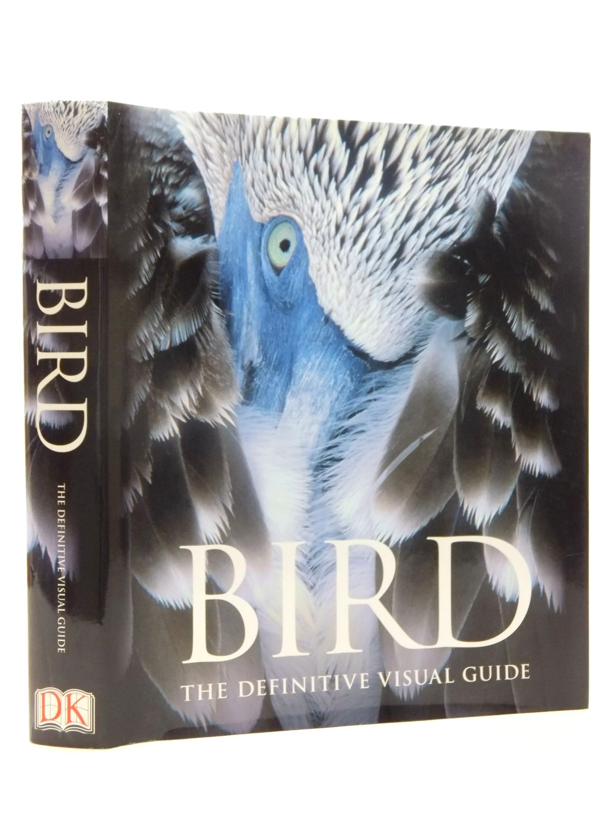 Photo of BIRD THE DEFINITIVE VISUAL GUIDE- Stock Number: 2124014