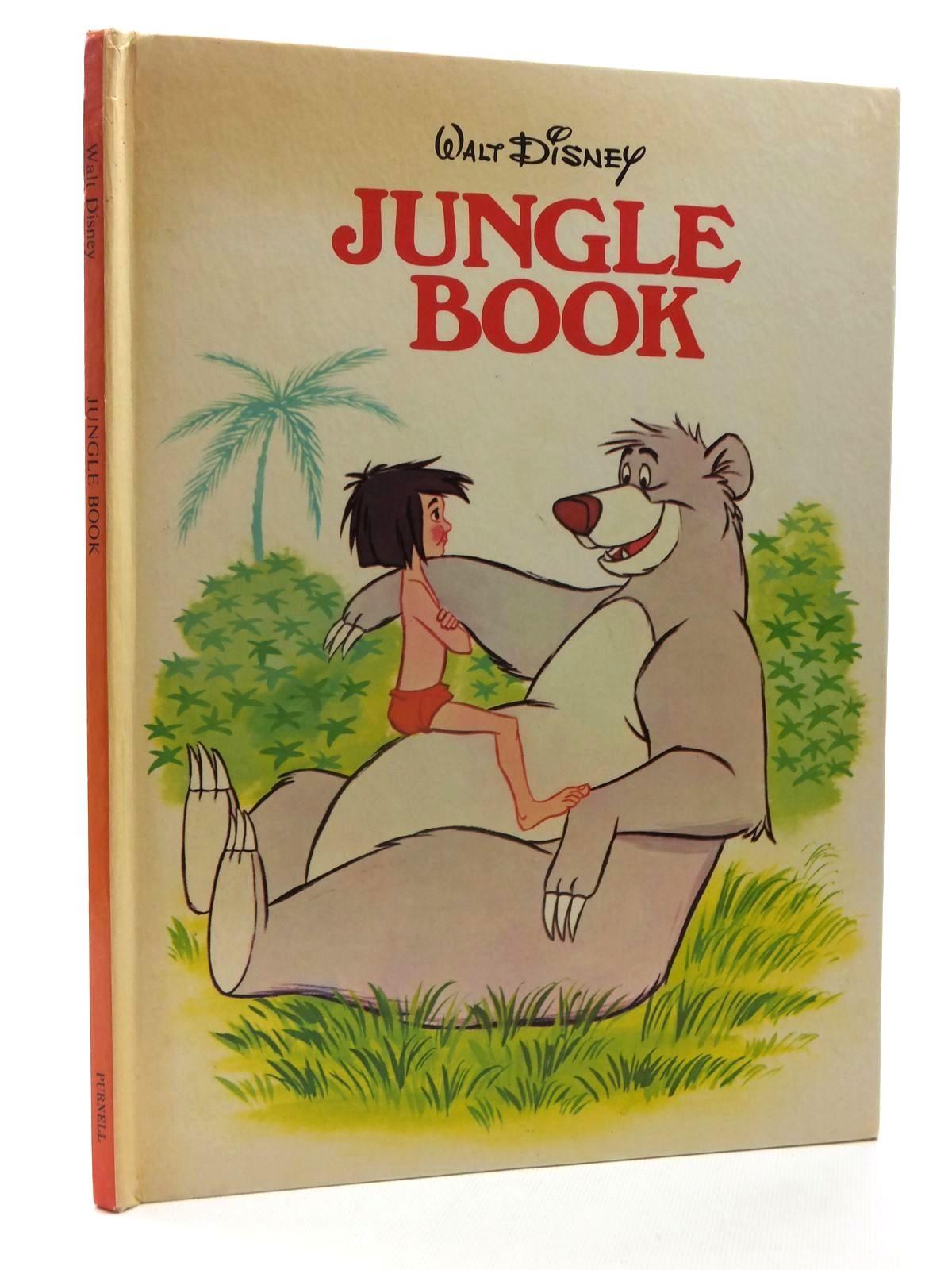Photo of WALT DISNEY JUNGLE BOOK written by Disney, Walt Kipling, Rudyard published by Purnell (STOCK CODE: 2124018)  for sale by Stella & Rose's Books