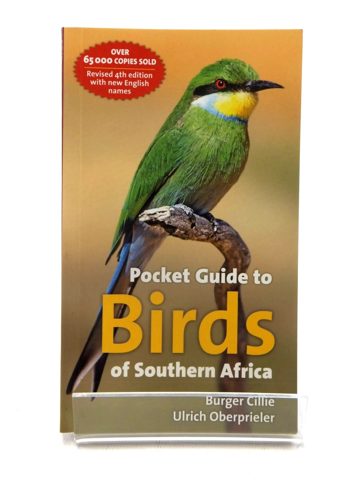 Photo of POCKET GUIDE TO BIRDS OF SOUTHERN AFRICA written by Cillie, Burger Oberprieler, Ulrich published by Sunbird Publishers (STOCK CODE: 2124025)  for sale by Stella & Rose's Books