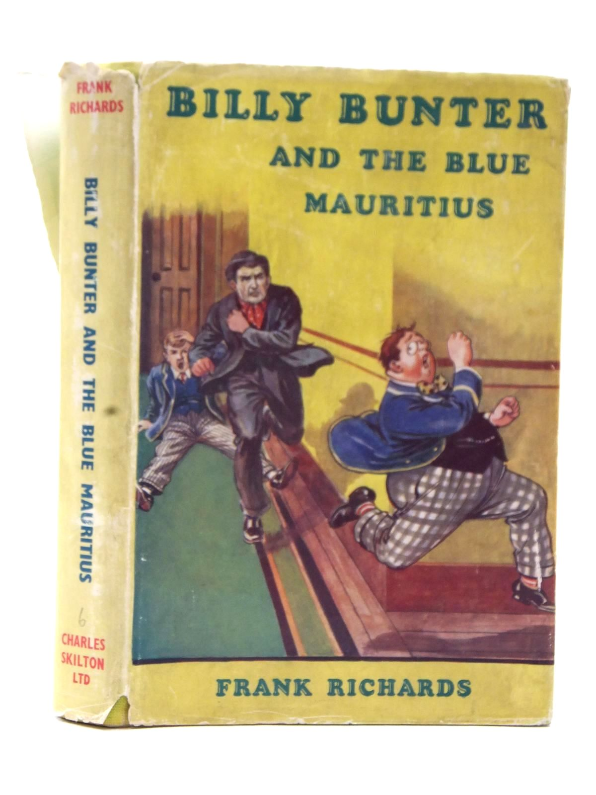 Photo of BILLY BUNTER AND THE BLUE MAURITIUS- Stock Number: 2124035