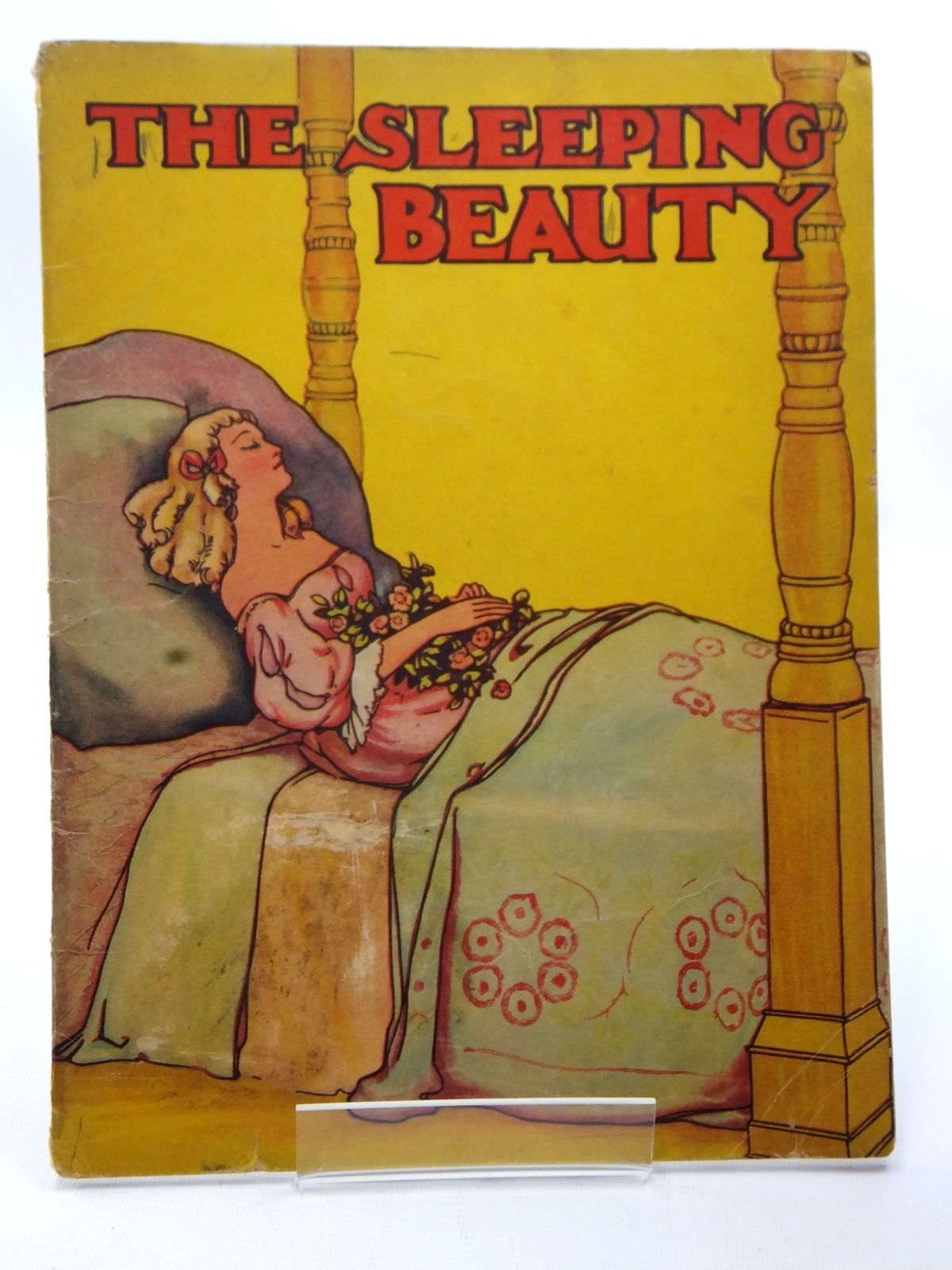 Photo of THE SLEEPING BEAUTY illustrated by White, Doris published by Waddy Productions (STOCK CODE: 2124132)  for sale by Stella & Rose's Books